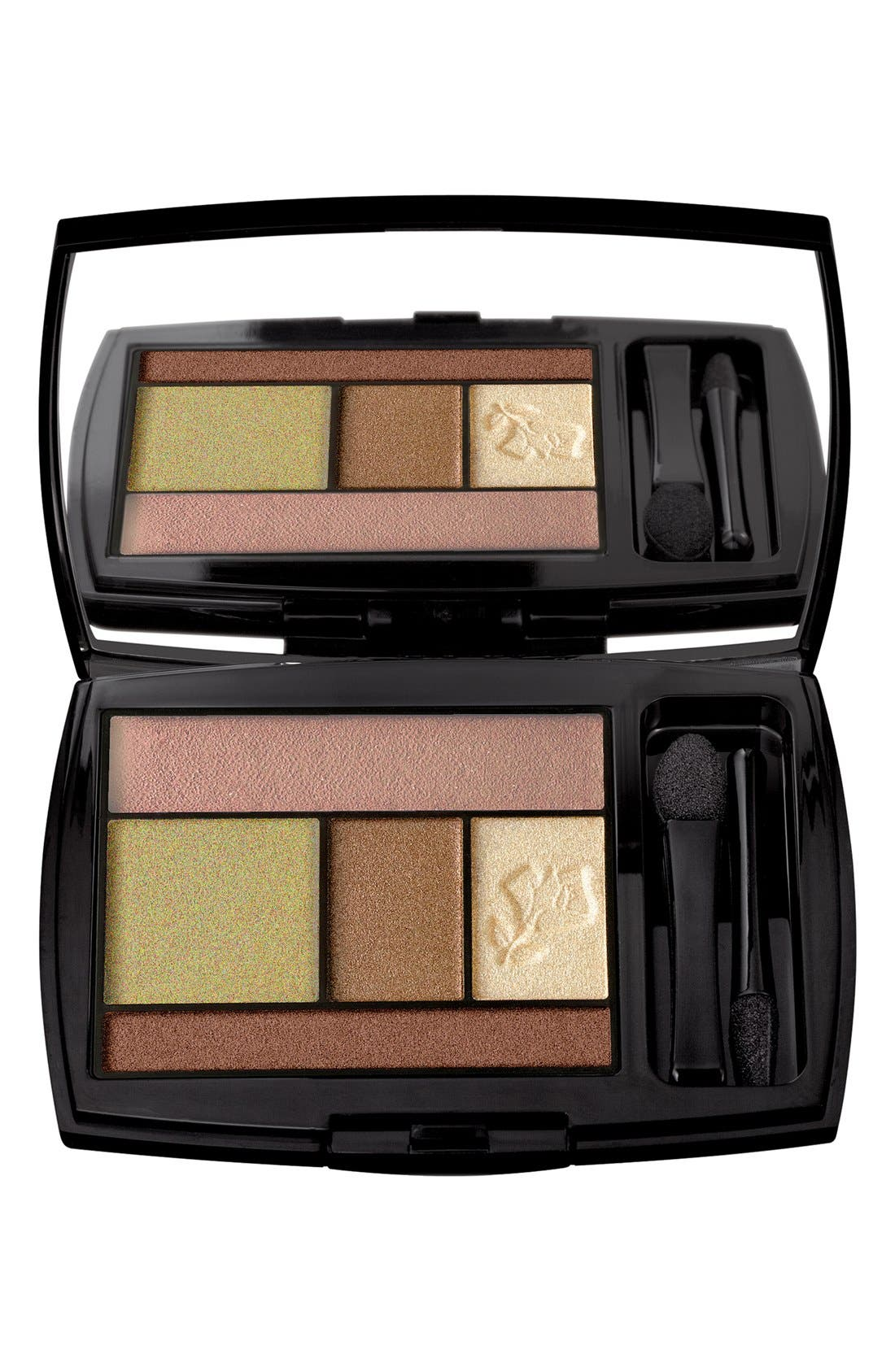 Color Design Eyeshadow Palette,                             Main thumbnail 1, color,                             OLIVE SOLEIL