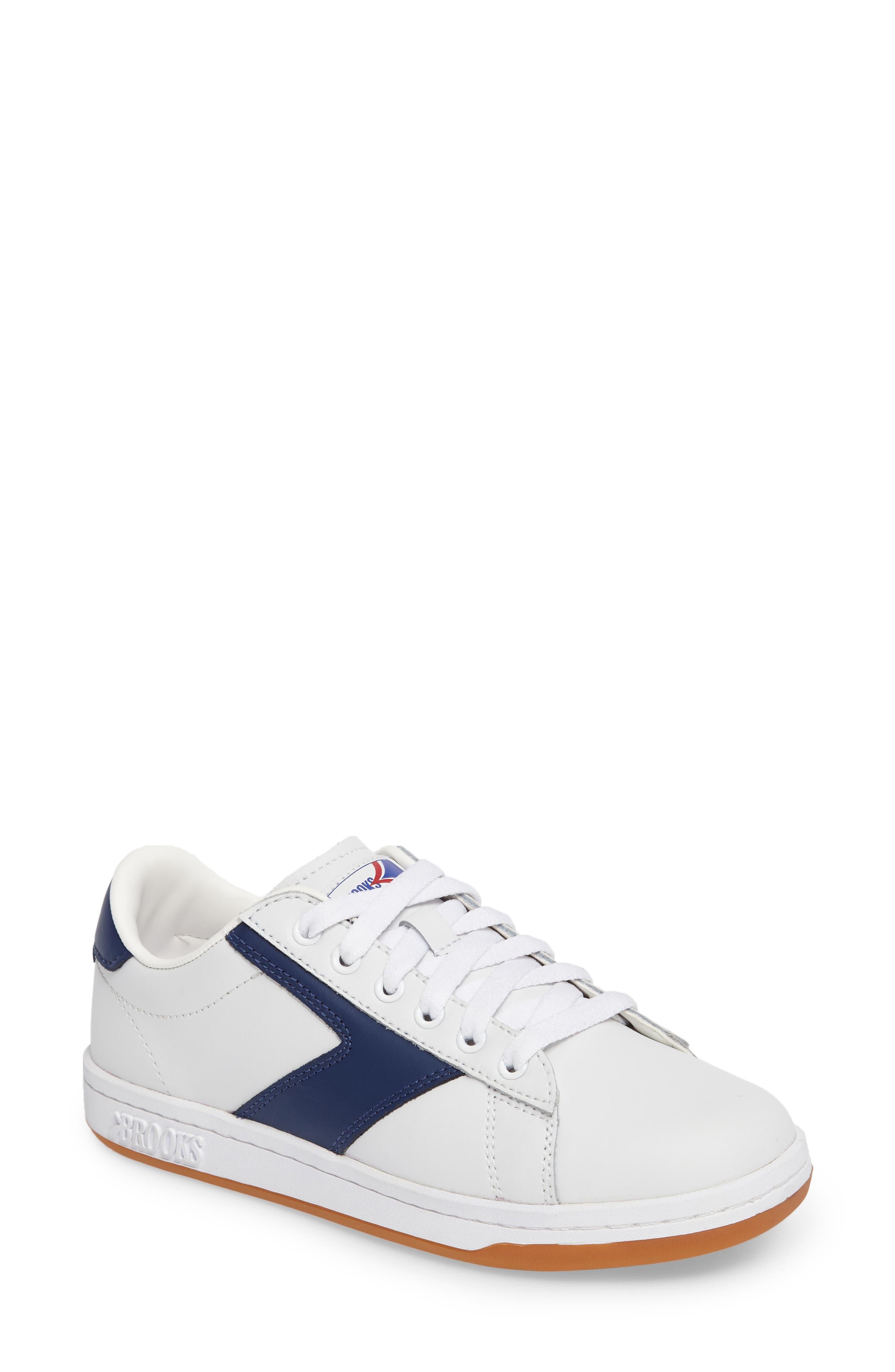 Court Renshaw Sneaker, Main, color, 121
