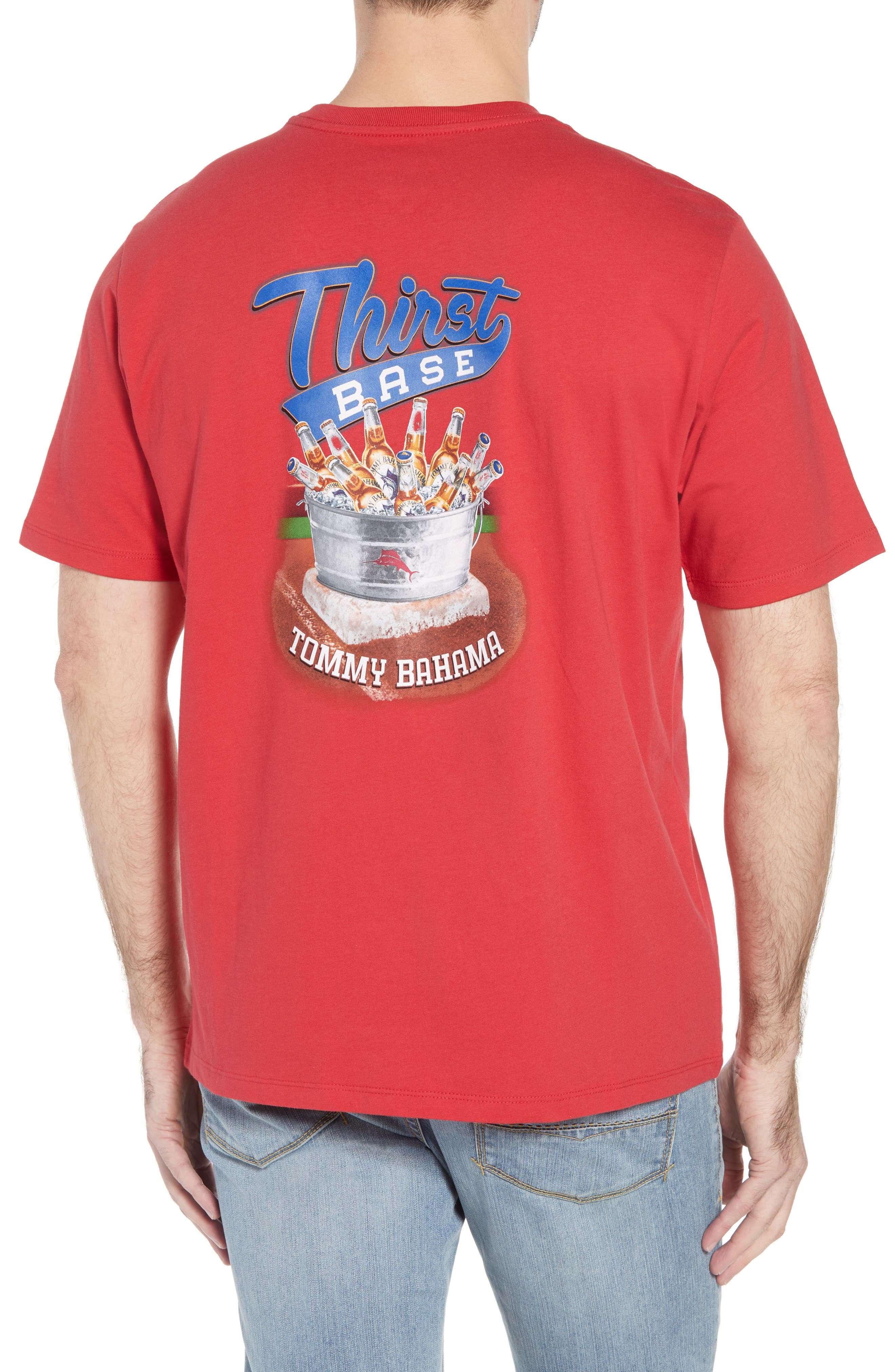 Thirst Base T-Shirt,                             Alternate thumbnail 2, color,                             600