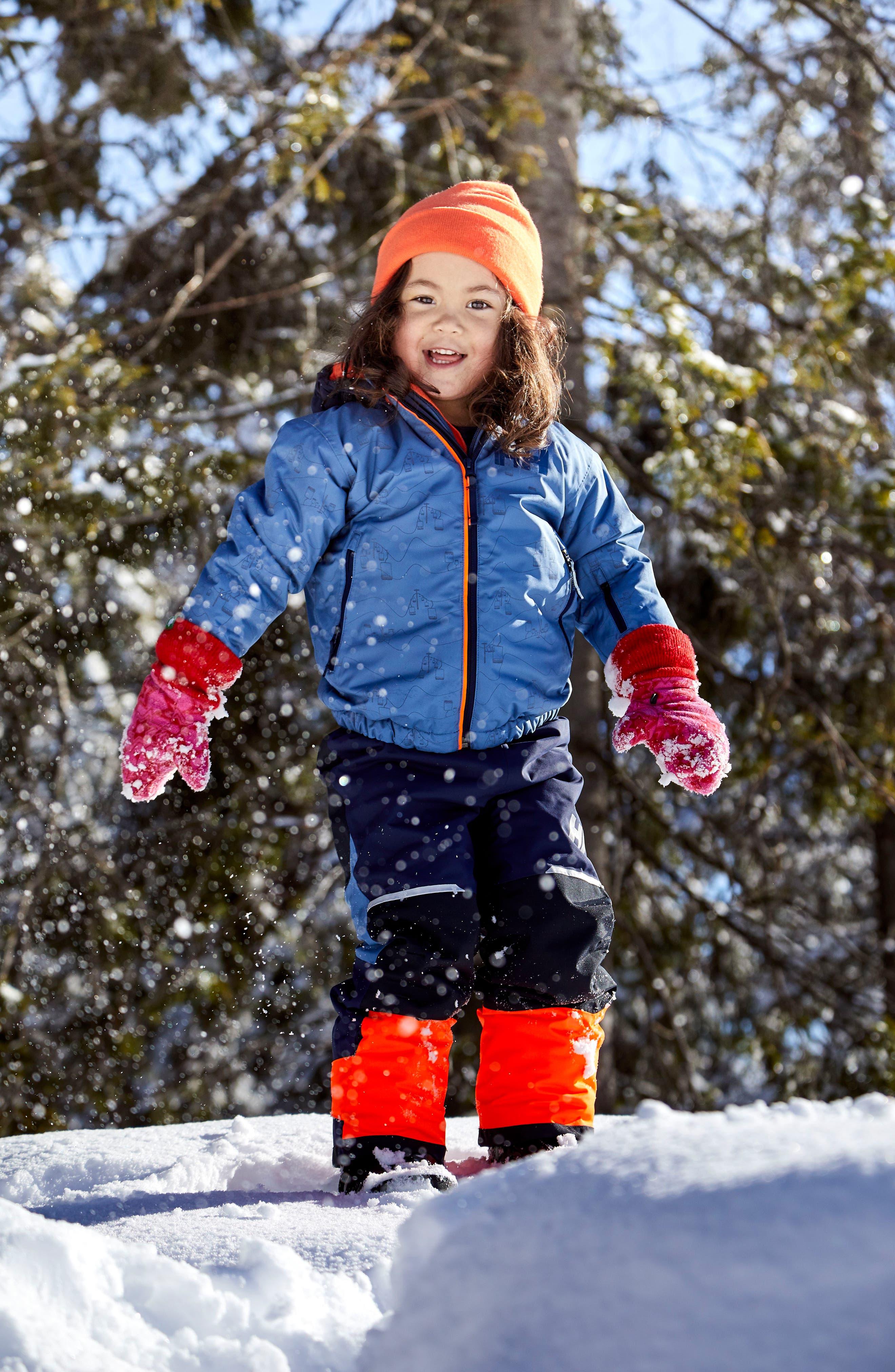 Snowfall Waterproof Insulated Jacket,                             Alternate thumbnail 2, color,                             548