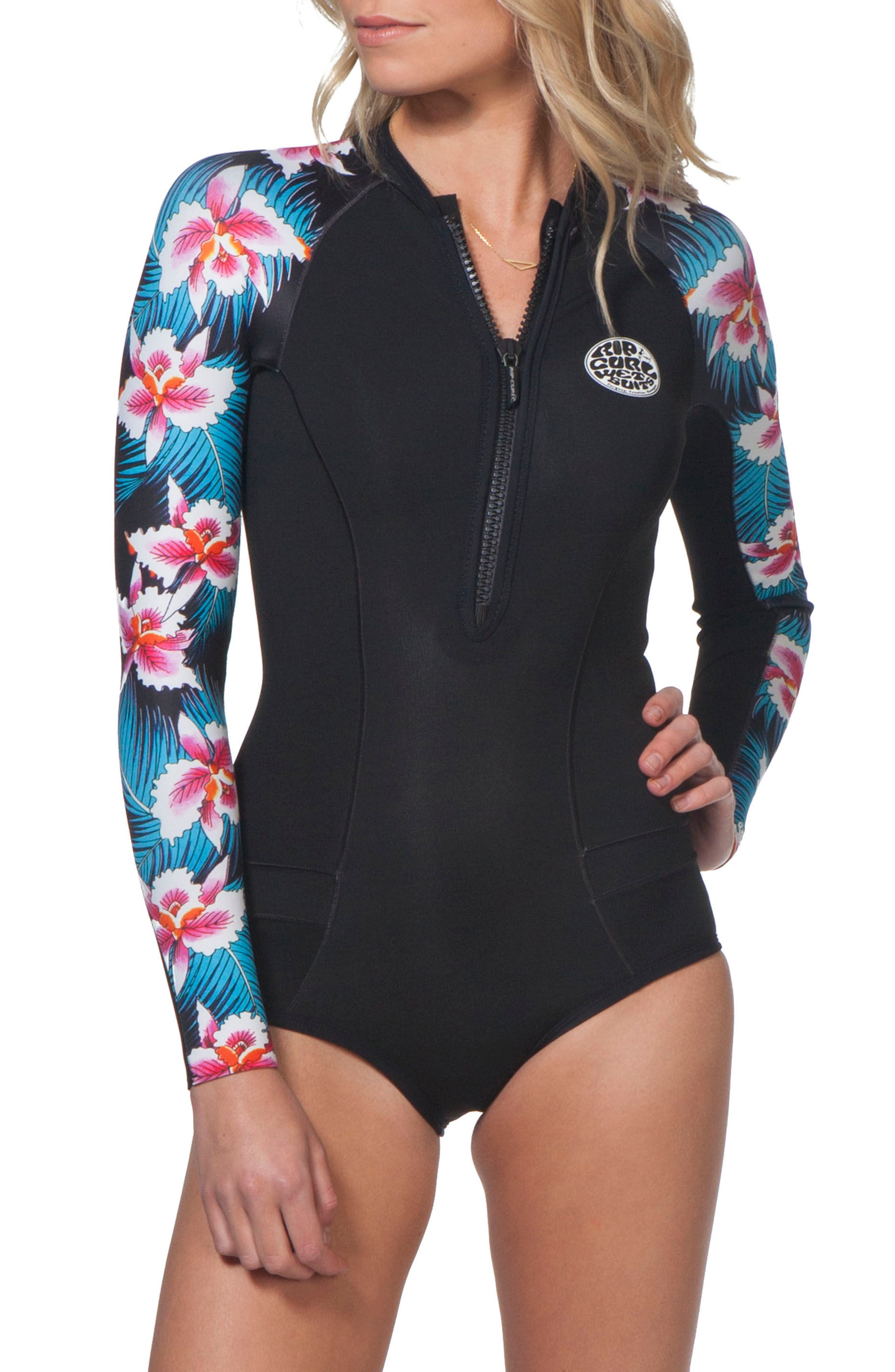 G-Bomb Subliminated Springsuit,                         Main,                         color, 001