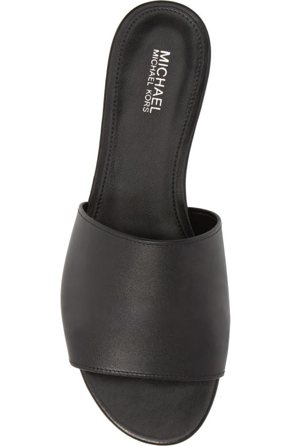 MICHAEL Michael Kors Shelly Slide Sandal (Women)  e59cca749ae15