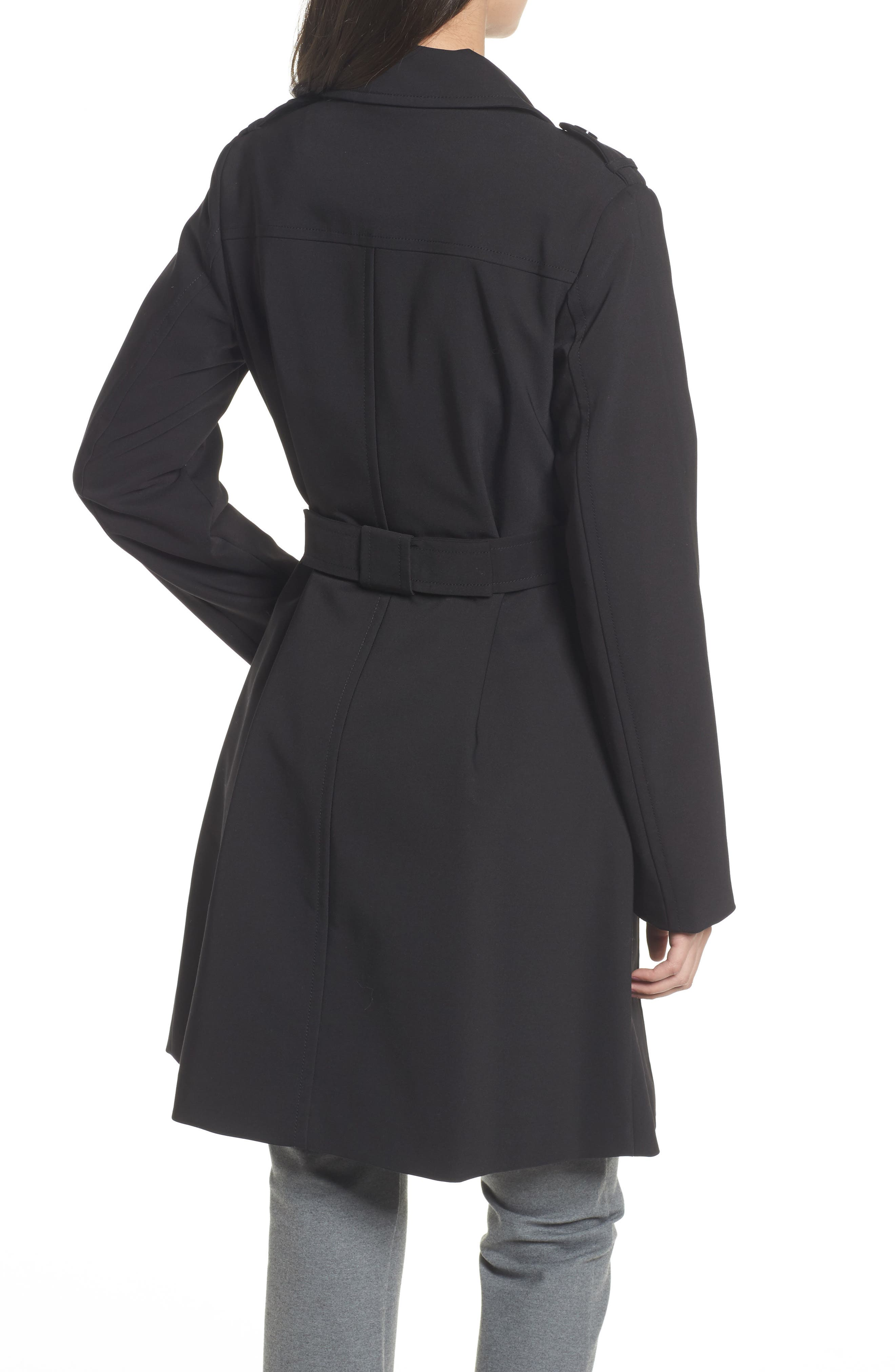3-in-1 trench coat,                             Alternate thumbnail 2, color,                             001