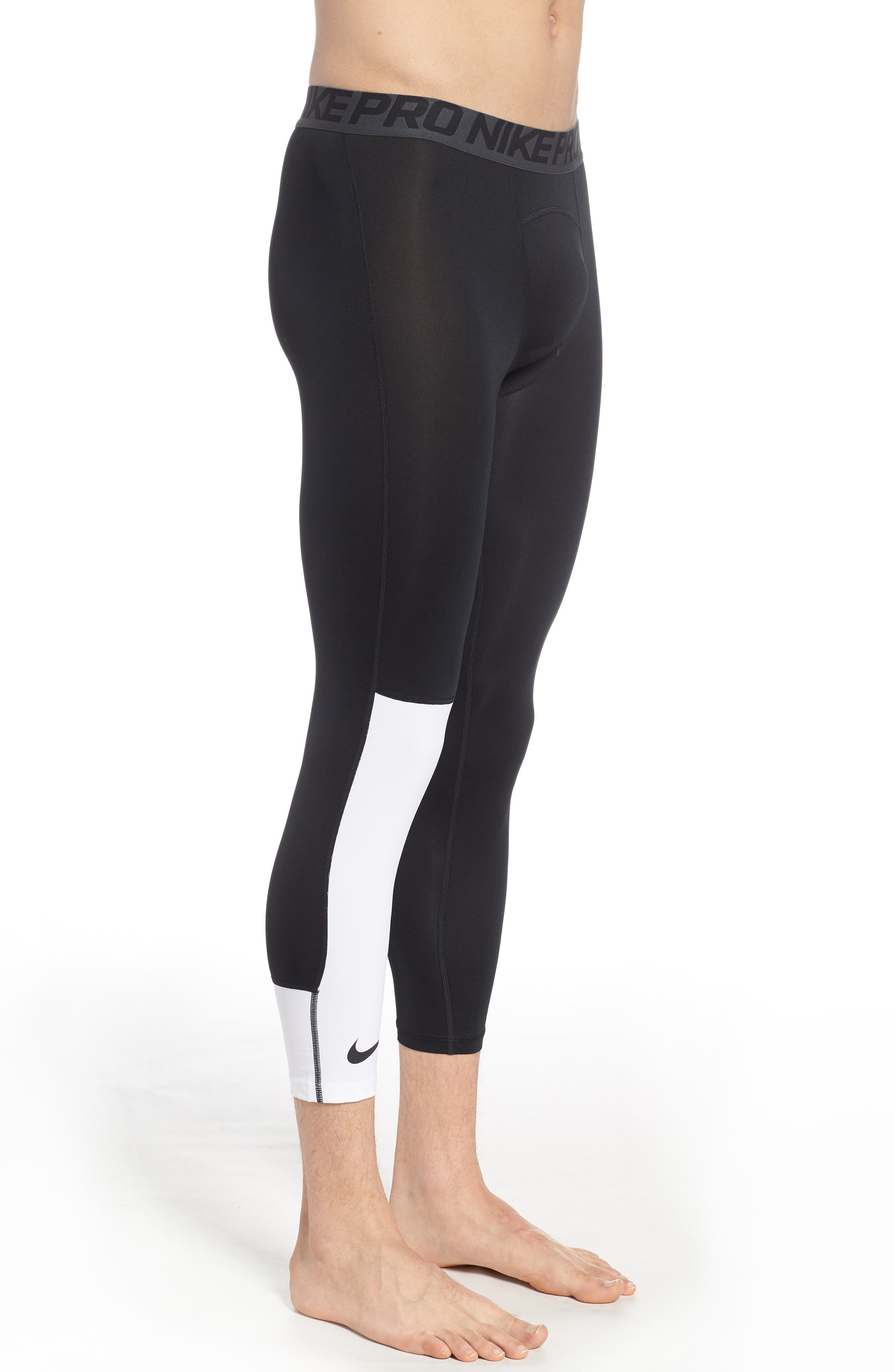 NP Running Tights,                             Alternate thumbnail 3, color,                             010