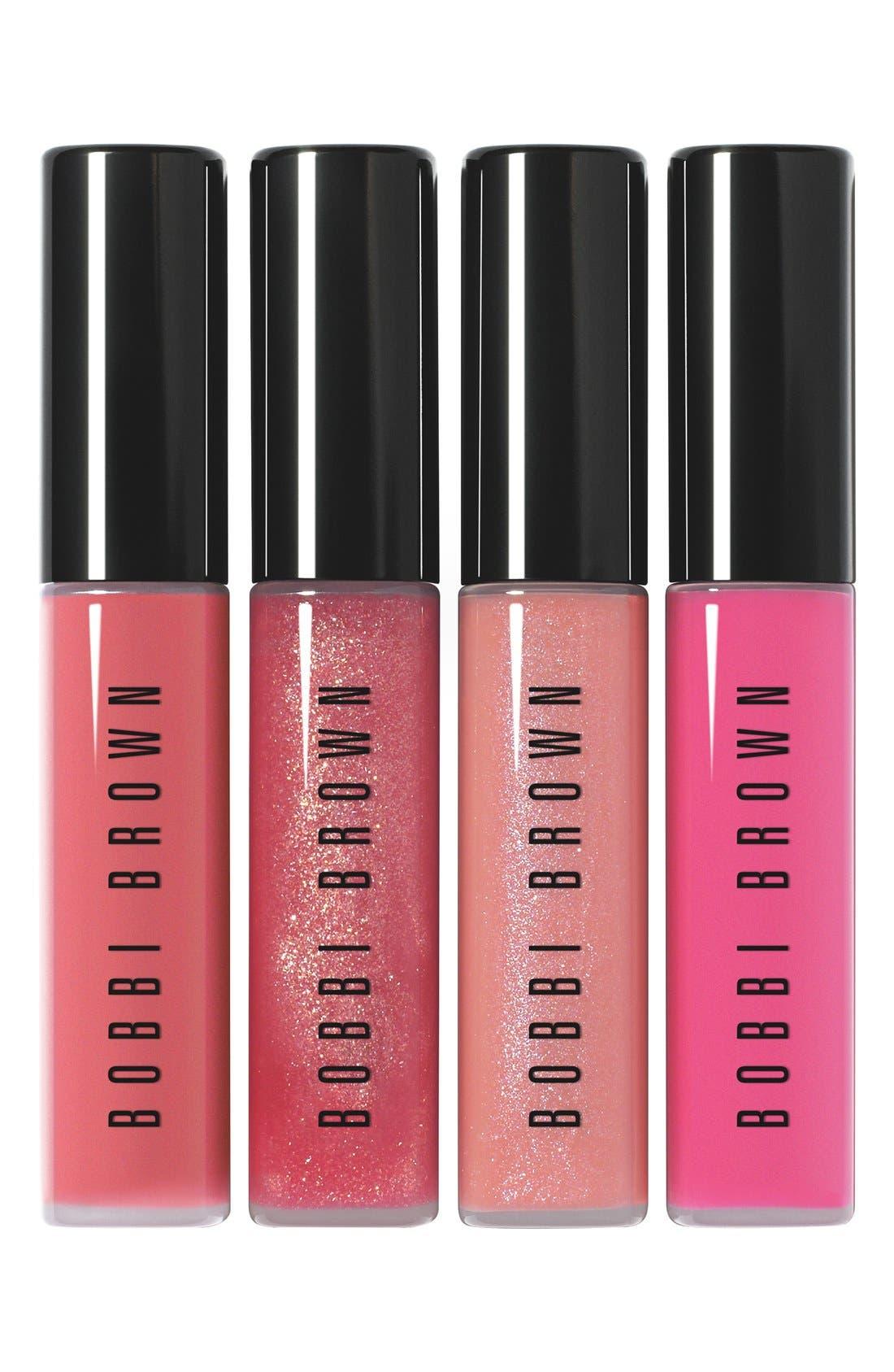 'Pretty Pink Ribbon' Lip Gloss Collection,                             Main thumbnail 1, color,                             000
