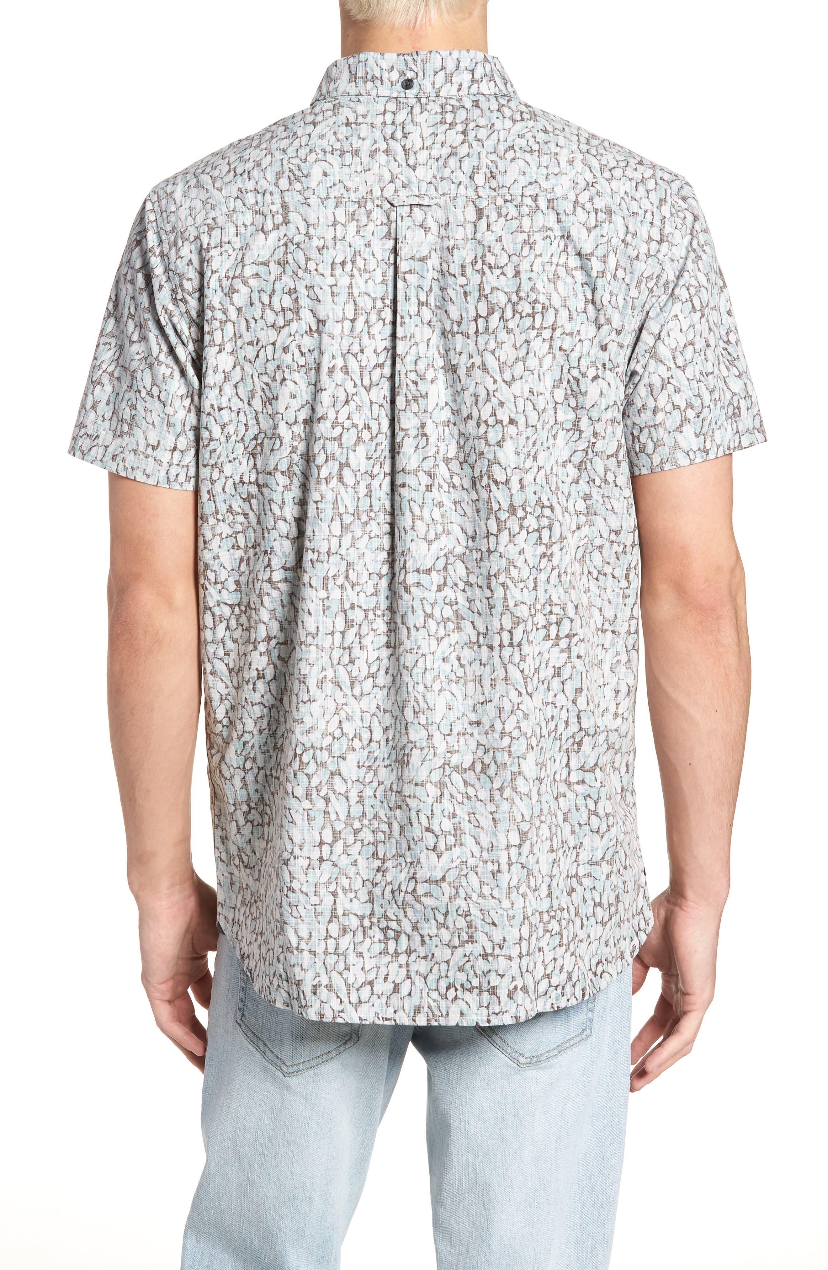 Scopic Woven Shirt,                             Alternate thumbnail 5, color,