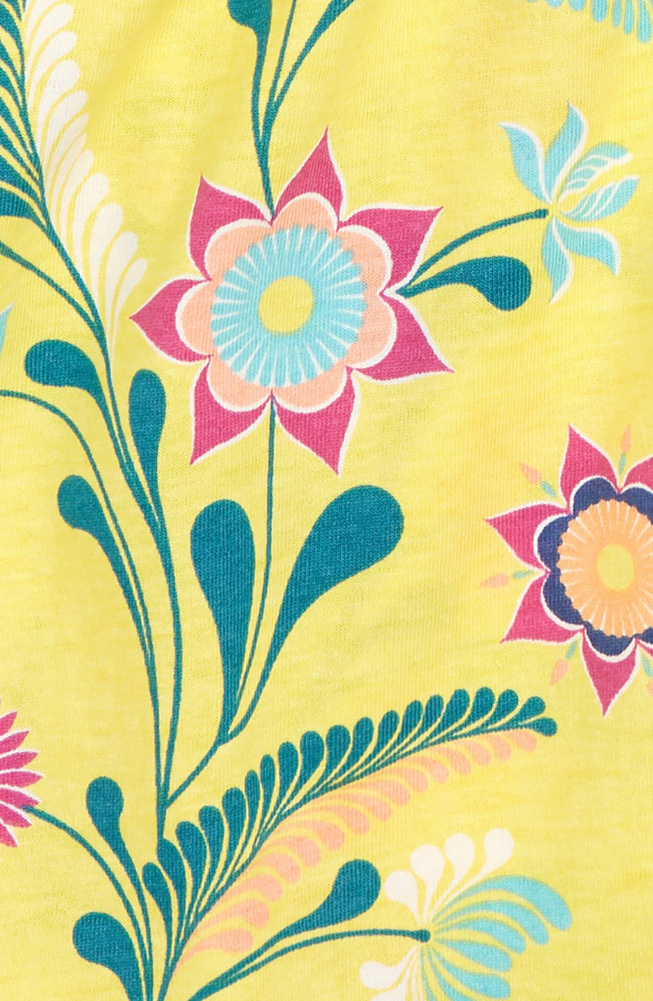 Print Wrap Tunic,                             Alternate thumbnail 2, color,                             750