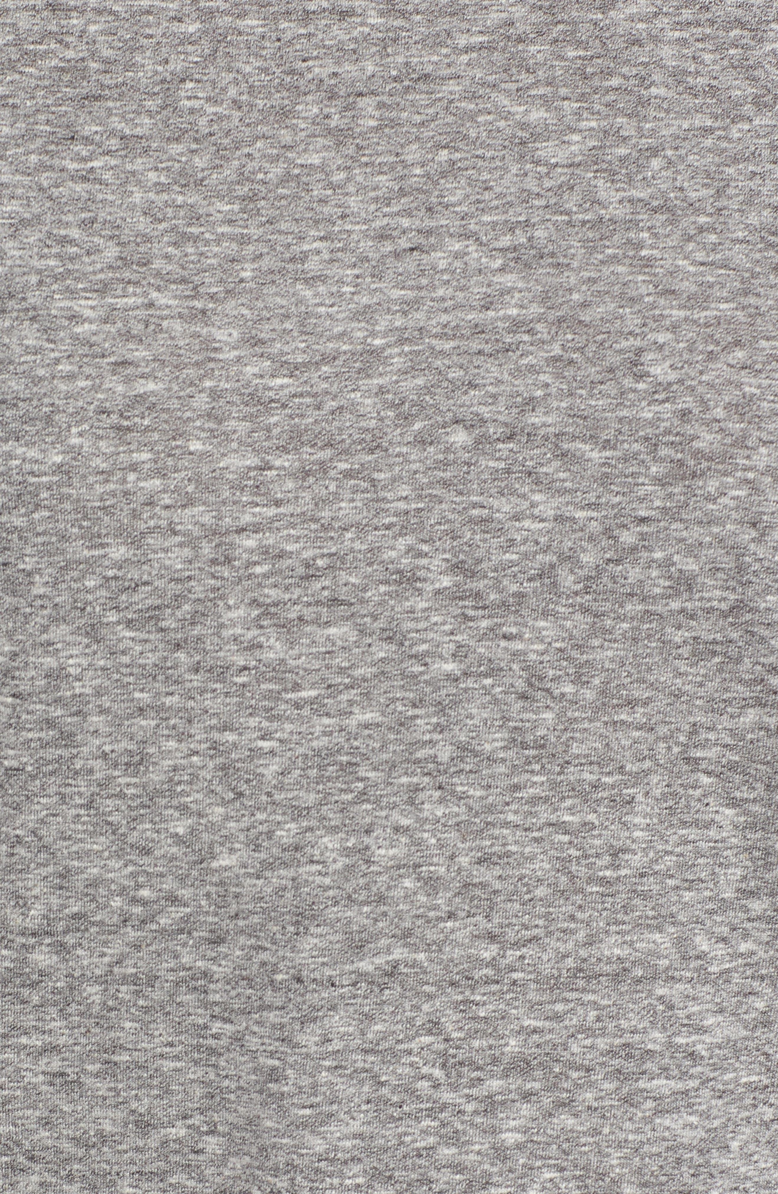 Short Sleeve Marl T-Shirt,                             Alternate thumbnail 6, color,                             020