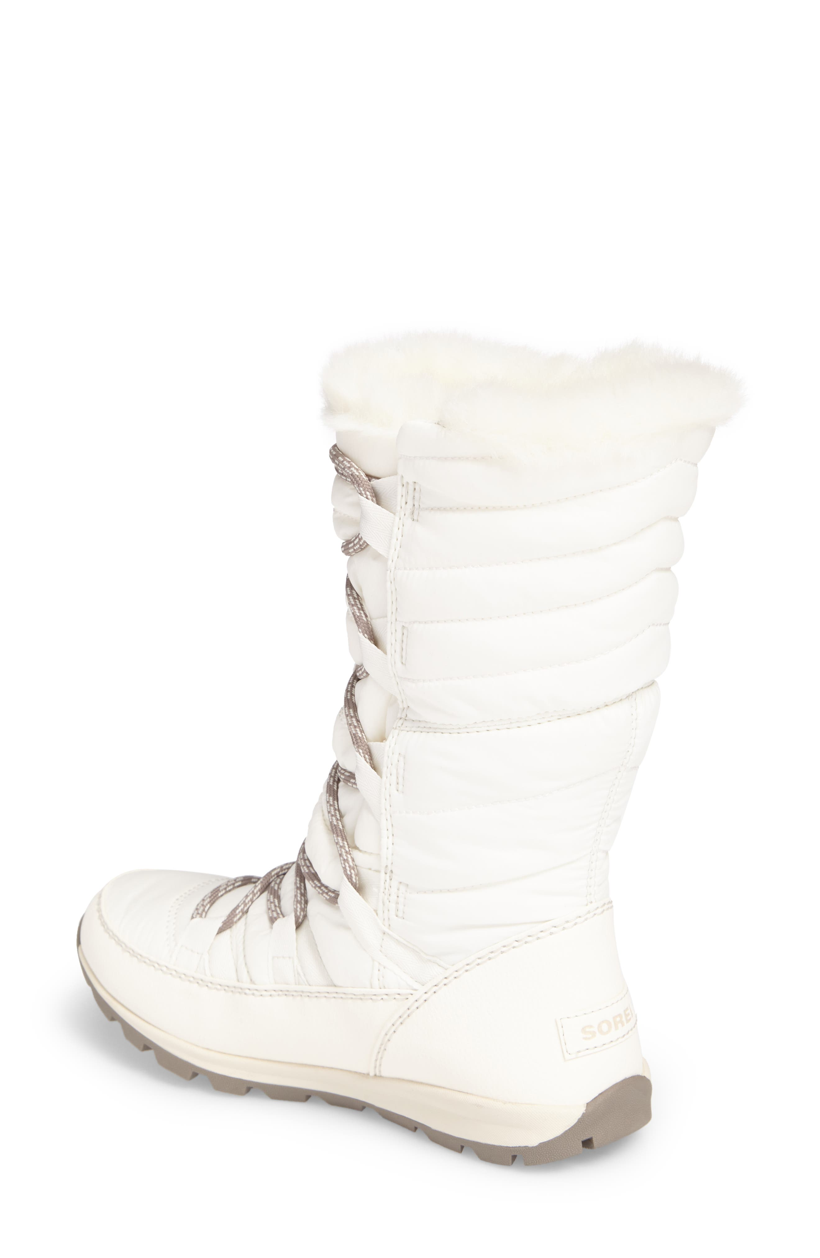 Whitney Snow Boot,                             Alternate thumbnail 4, color,