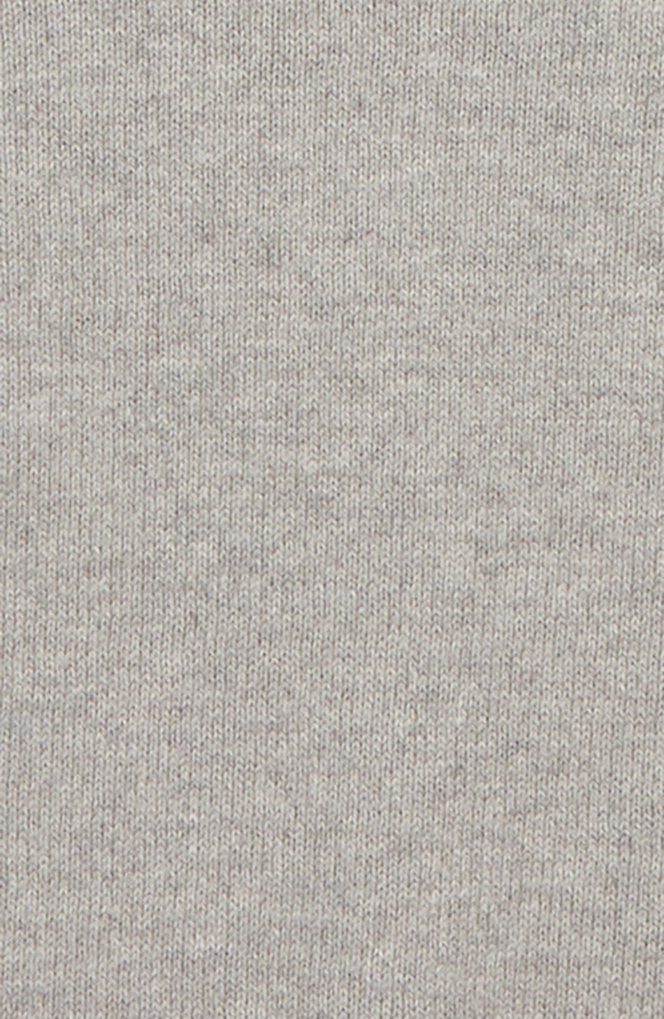 V-Neck Sweater,                             Alternate thumbnail 2, color,                             GREY MEDIUM HEATHER