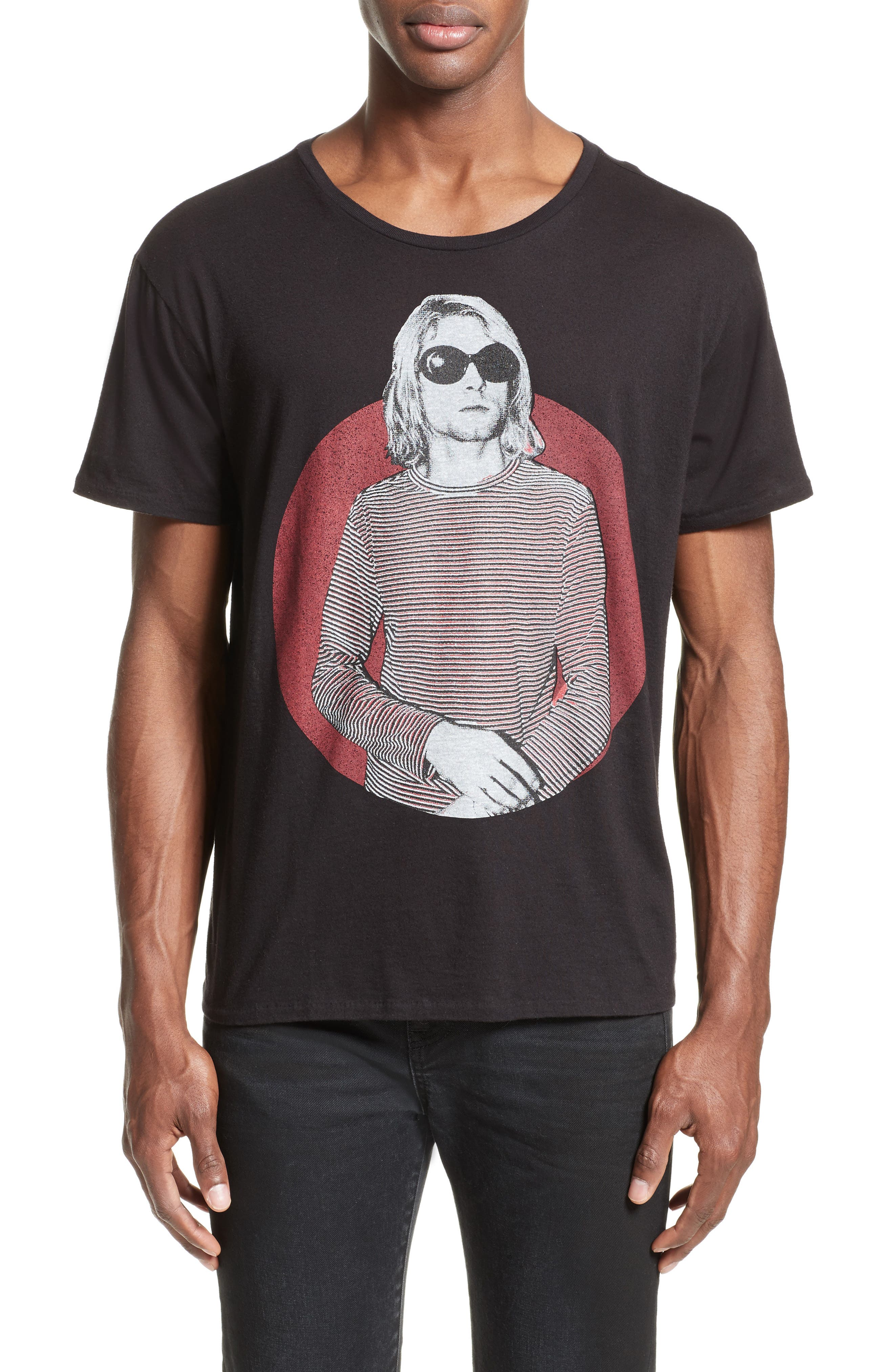 Kurt Graphic T-Shirt,                         Main,                         color, 001