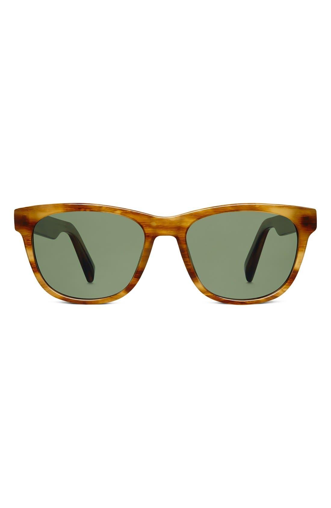 'Madison' 53mm Polarized Sunglasses, Main, color, 230