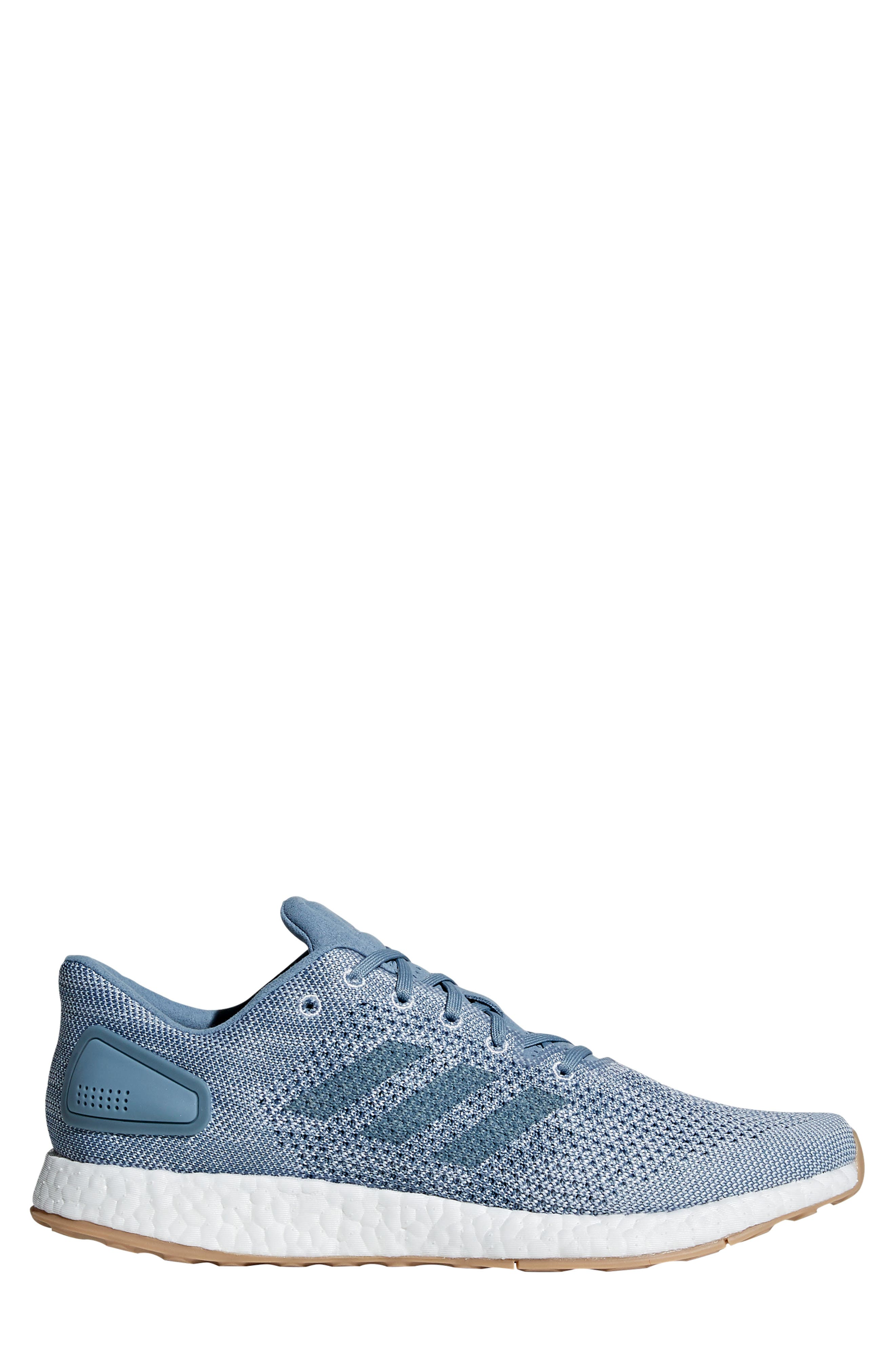 PureBoost DPR Running Shoe,                             Alternate thumbnail 3, color,                             360