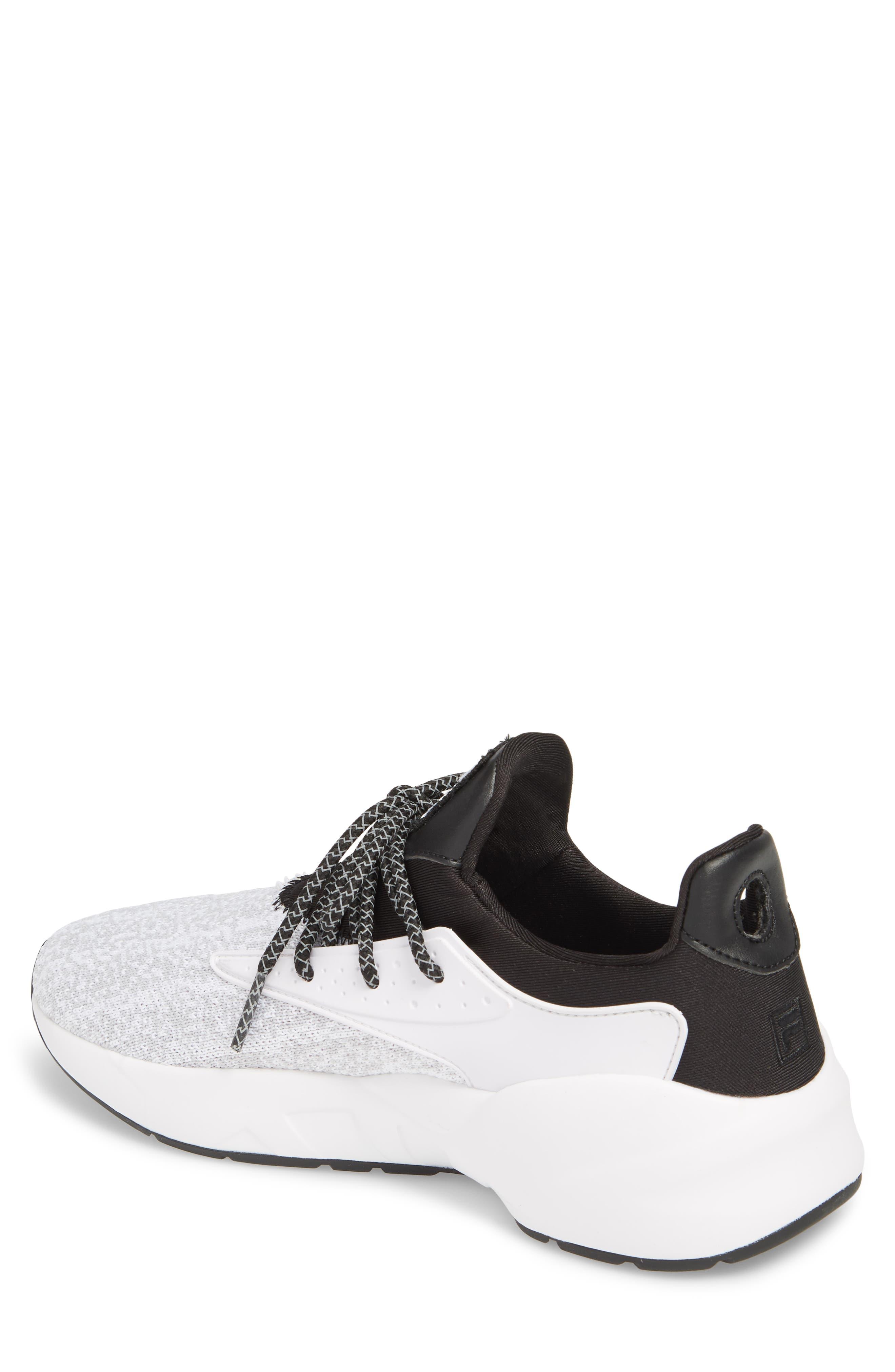 Mindbreaker 2.0 Sneaker,                             Alternate thumbnail 2, color,                             BLACK/ WHITE/ RED