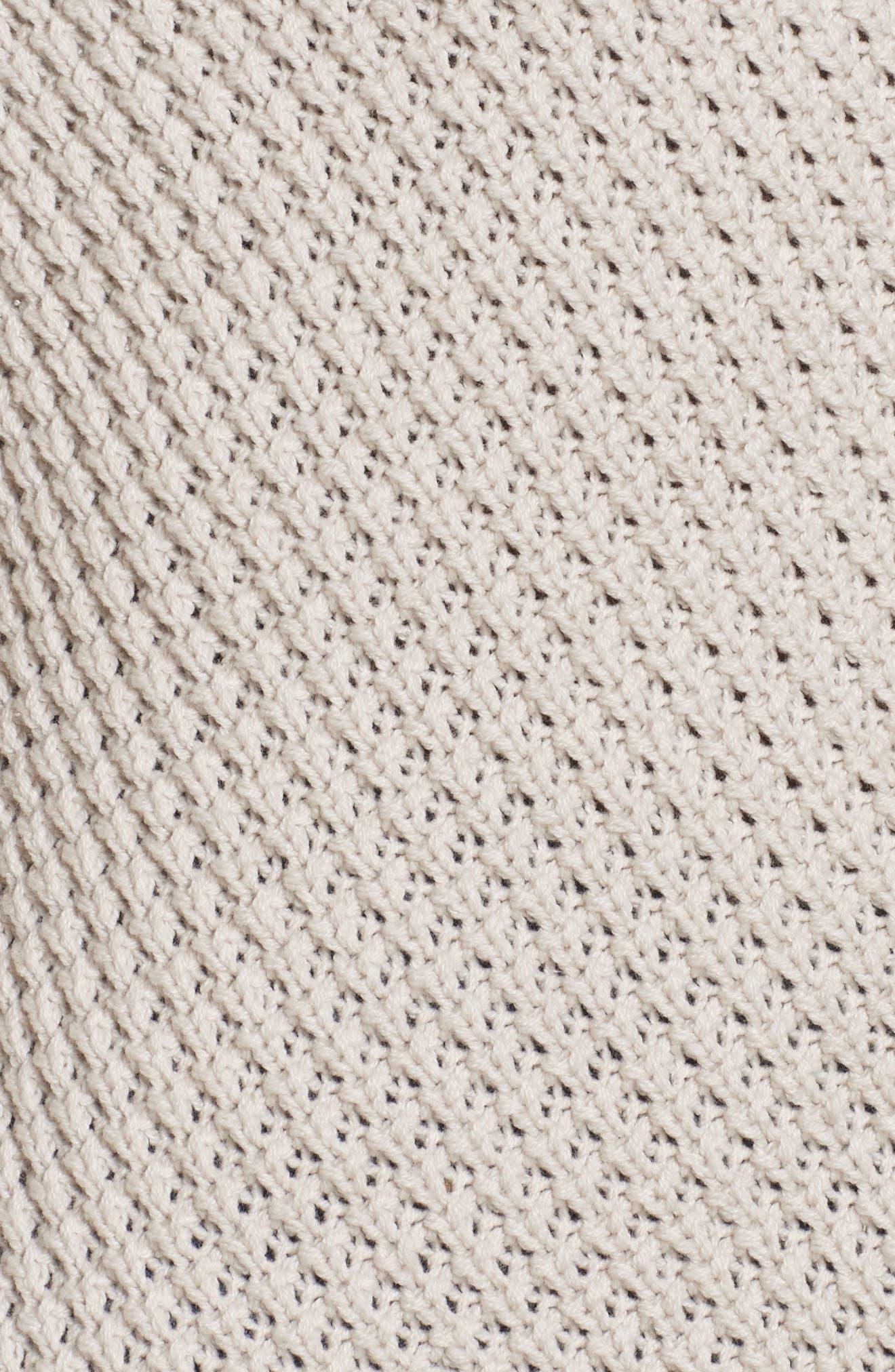 Adelia Bell Sleeve Sweater,                             Alternate thumbnail 5, color,                             900