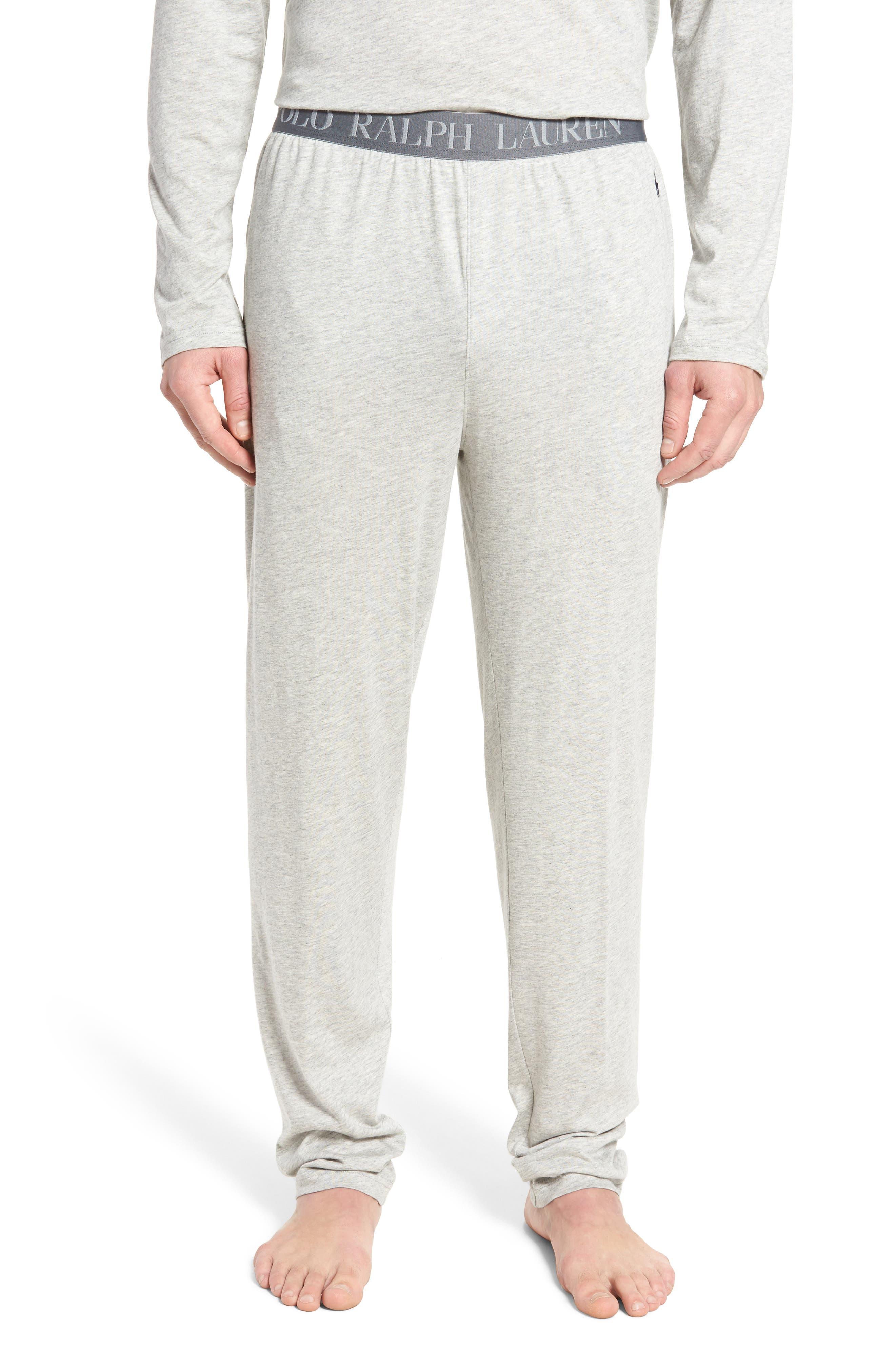 Cotton & Modal Lounge Pants,                             Main thumbnail 1, color,