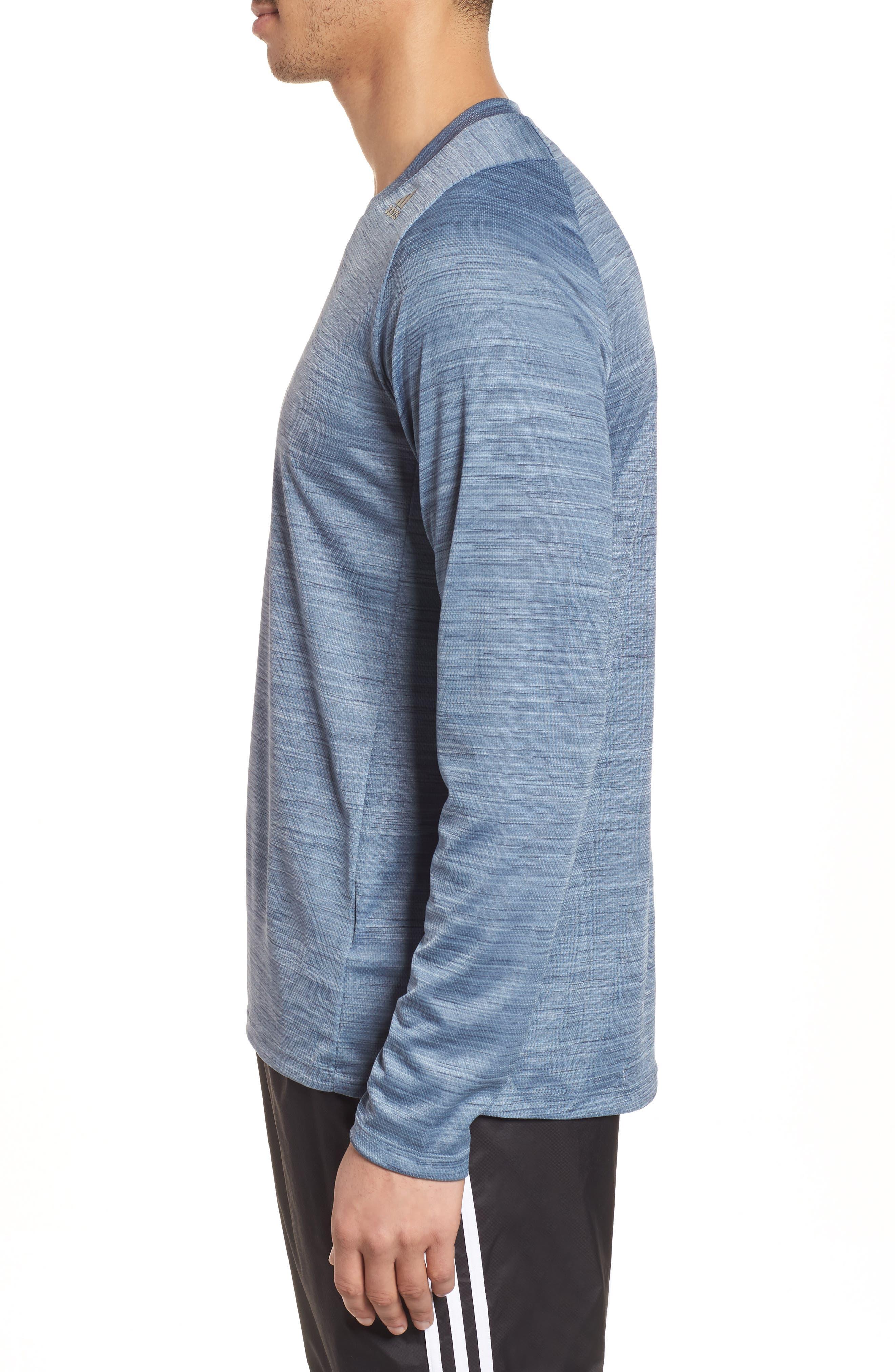 Ultimate Tech Long Sleeve T-Shirt,                             Alternate thumbnail 6, color,