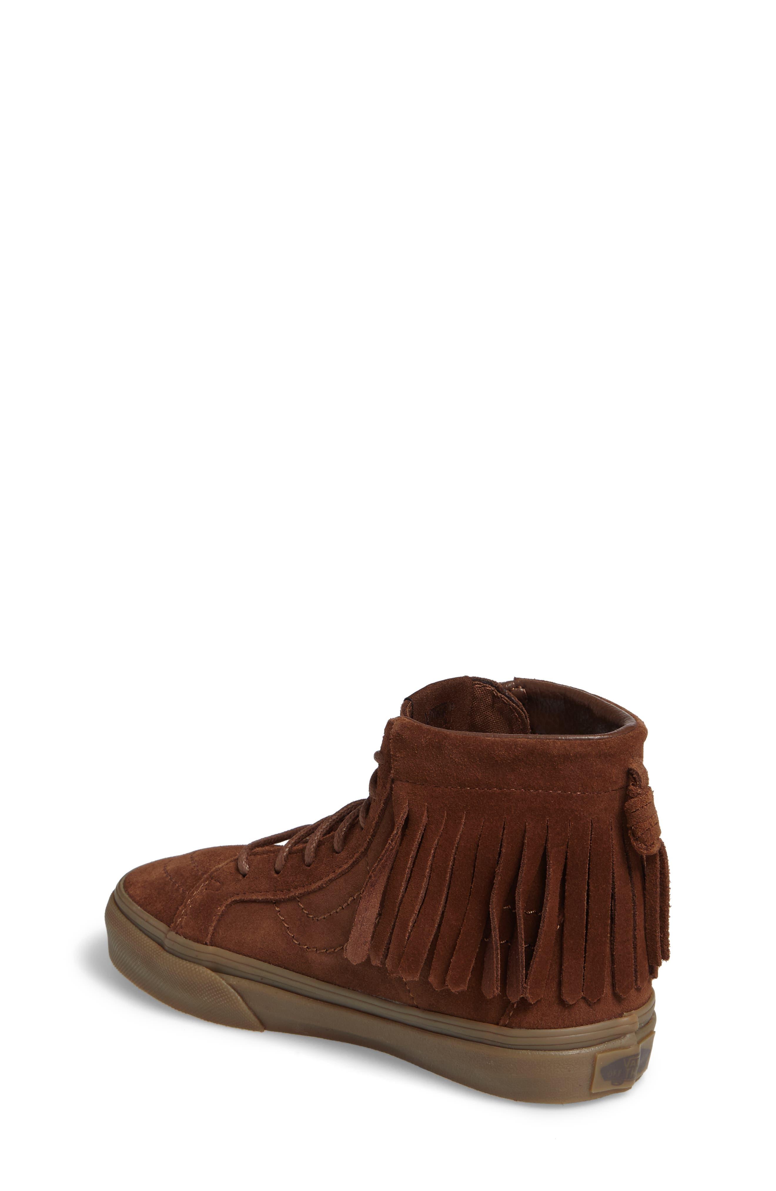 SK8-Hi Moc Sneaker,                             Alternate thumbnail 2, color,                             200