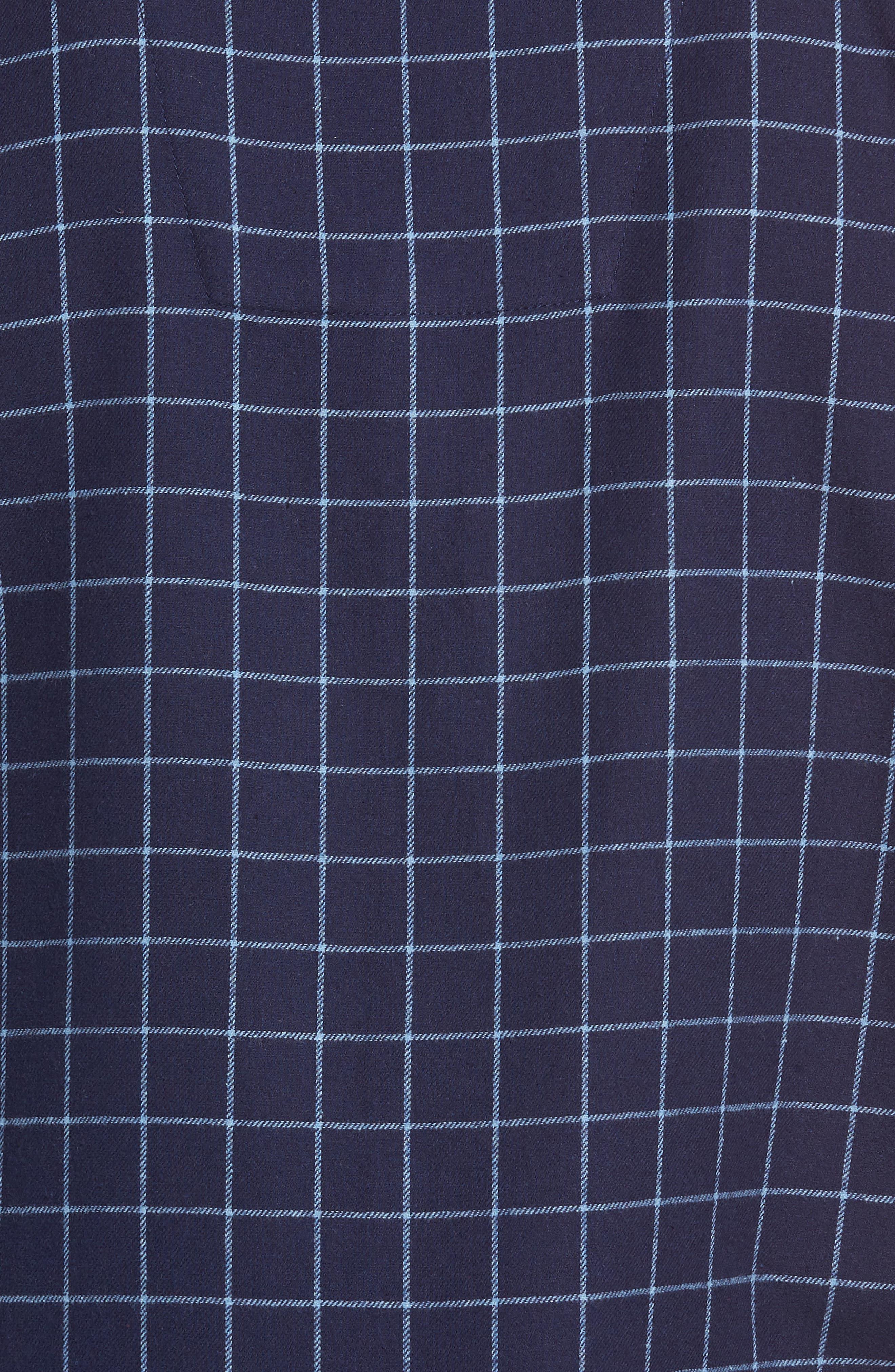 '824' Flannel Pajama Set,                             Alternate thumbnail 103, color,