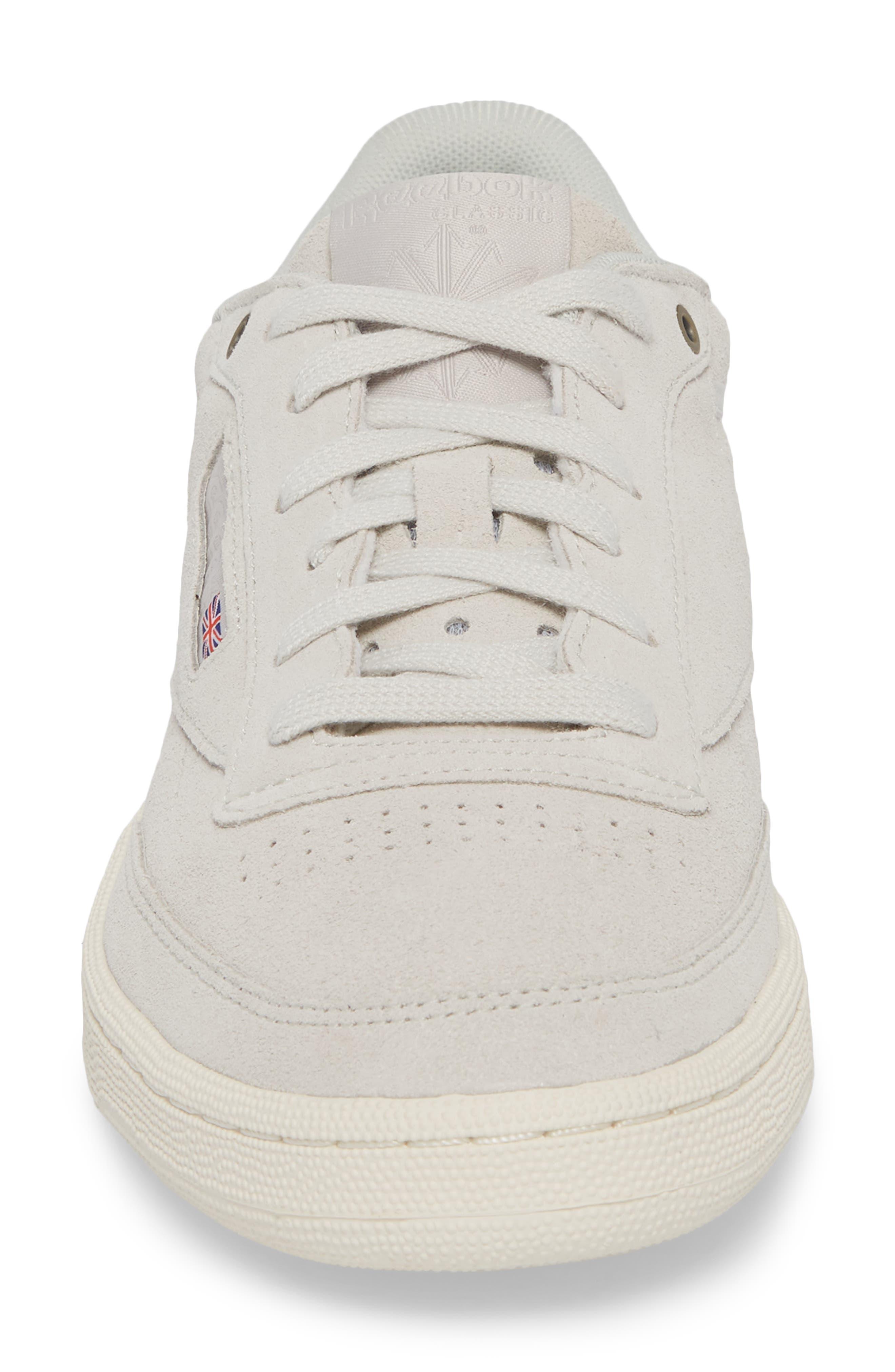 Club C 85 MCC Sneaker,                             Alternate thumbnail 4, color,                             020
