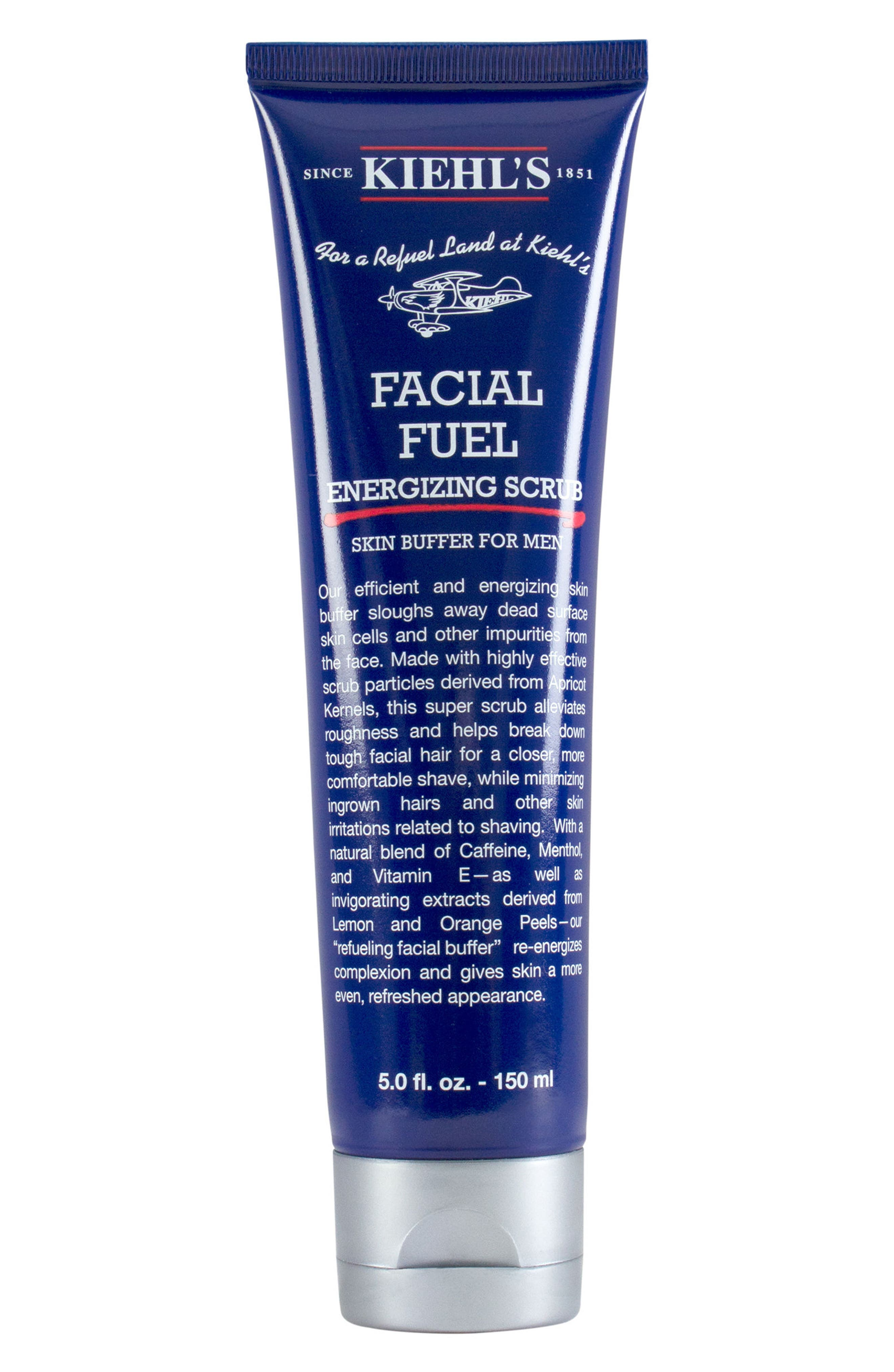 Facial Fuel Energizing Scrub,                             Alternate thumbnail 3, color,                             NO COLOR