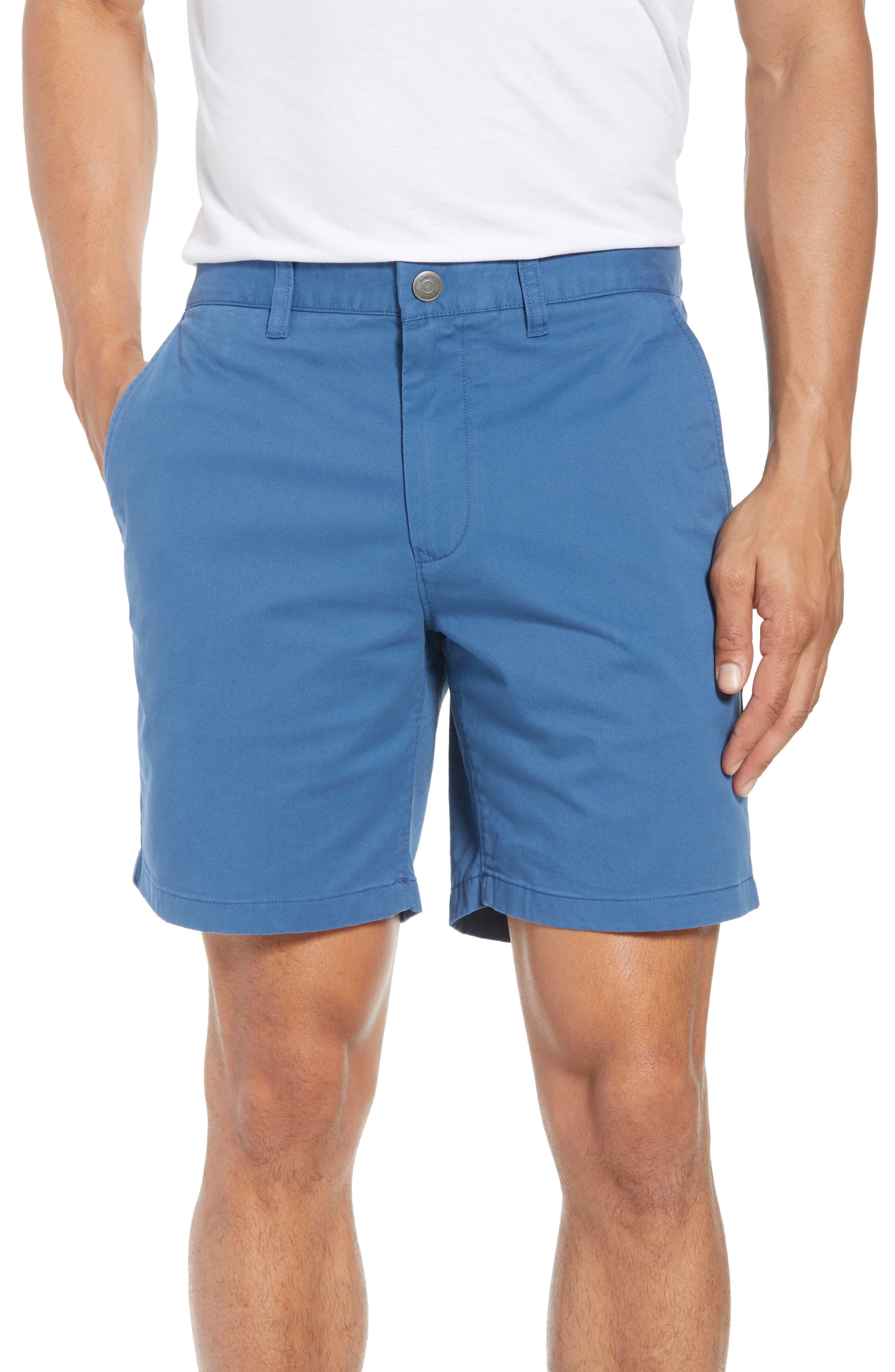 Stretch Washed Chino 7-Inch Shorts,                             Main thumbnail 5, color,