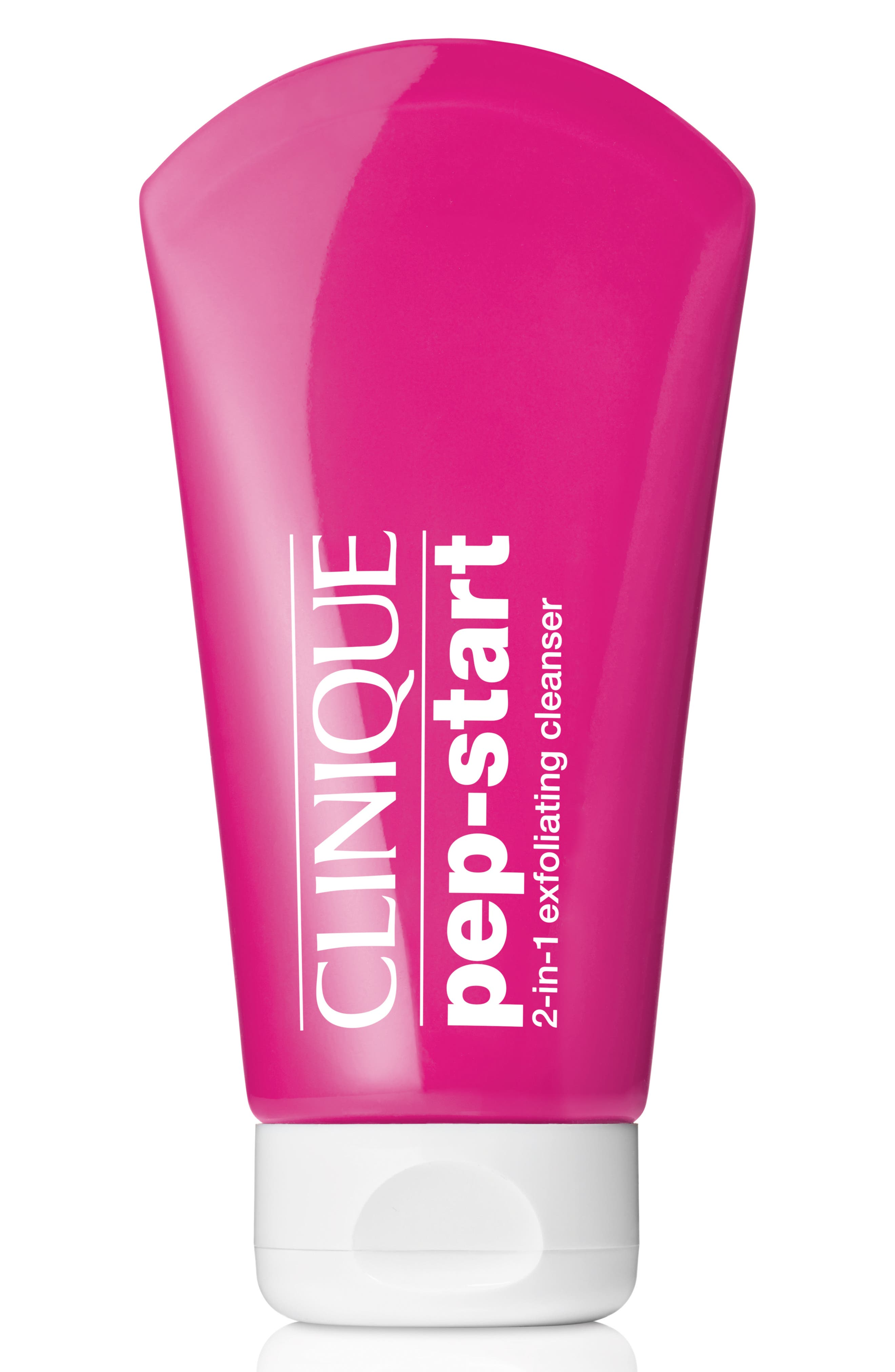 Pep-Start 2-in-1 Exfoliating Cleanser,                             Main thumbnail 1, color,                             NONE