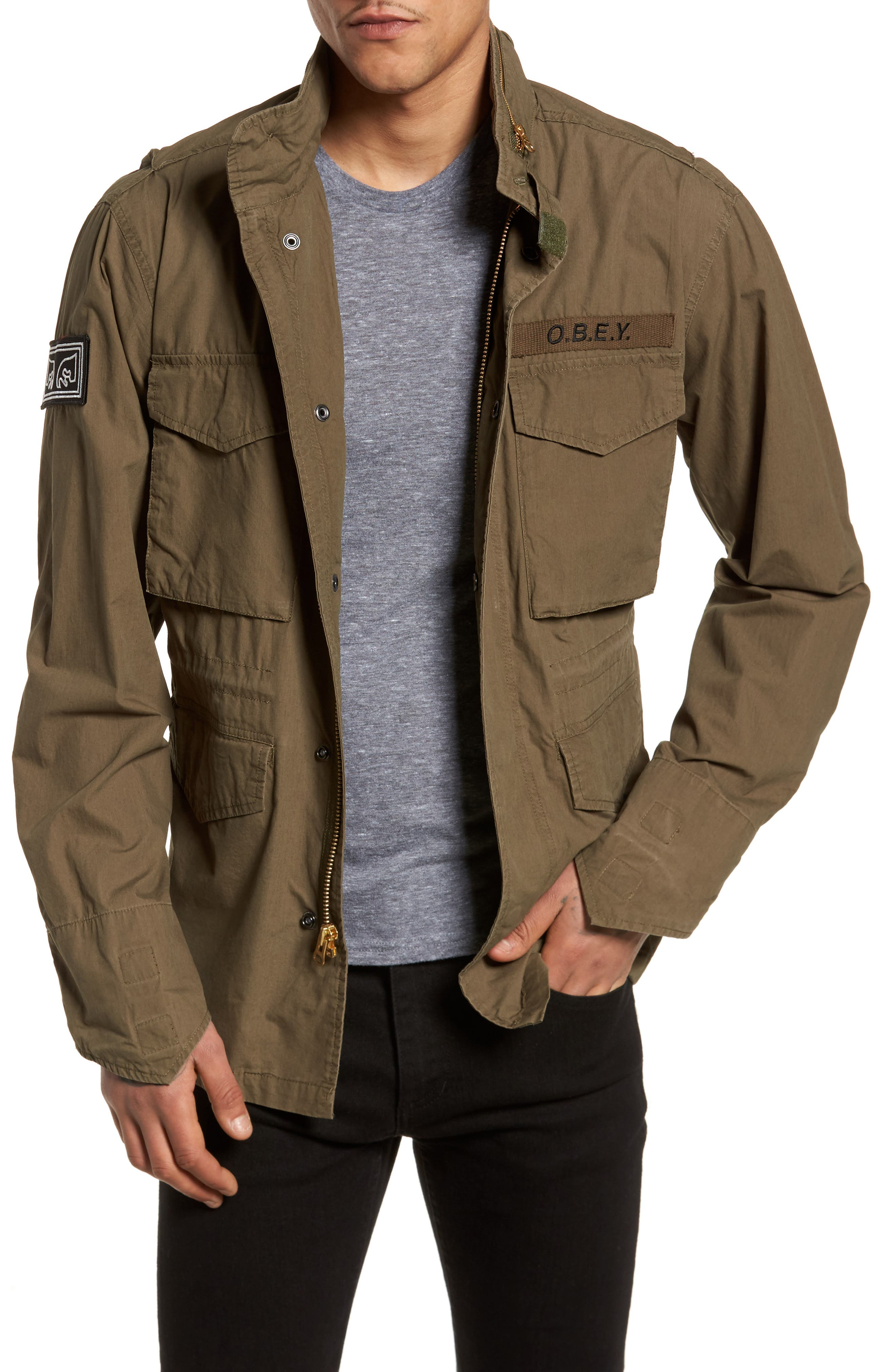 Iggy M65 Jacket,                         Main,                         color, 304