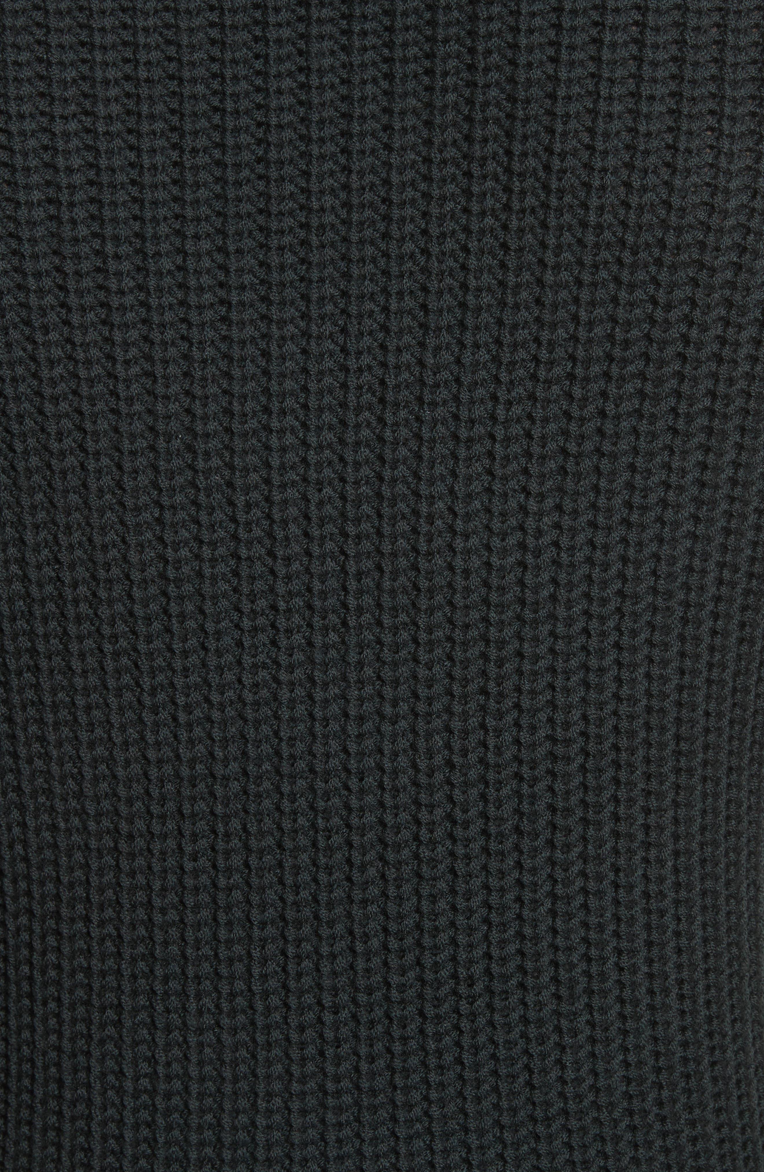Pull Berger Merino Wool Sweater,                             Alternate thumbnail 5, color,                             300