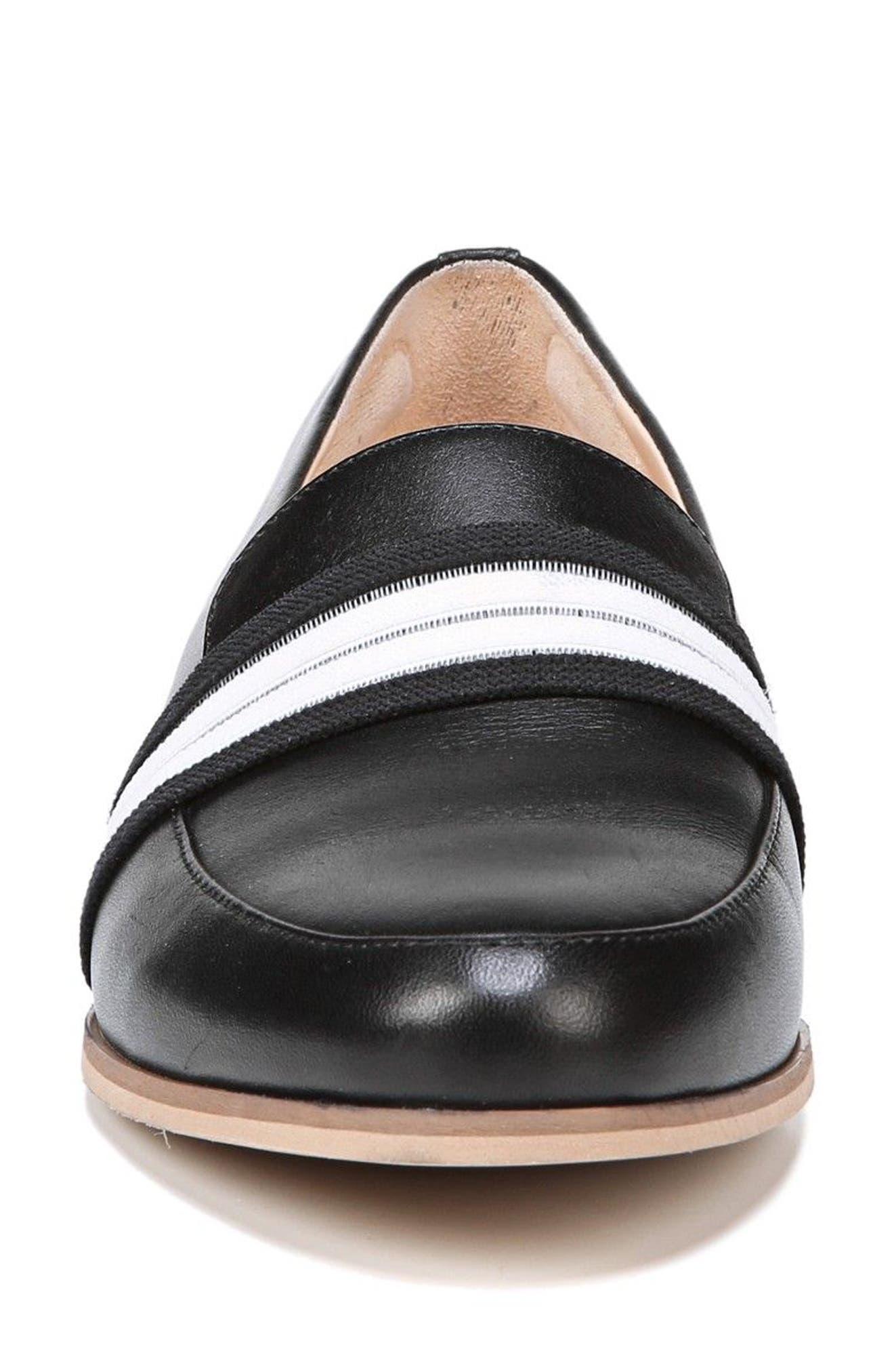 Everett Band Loafer,                             Alternate thumbnail 4, color,                             001