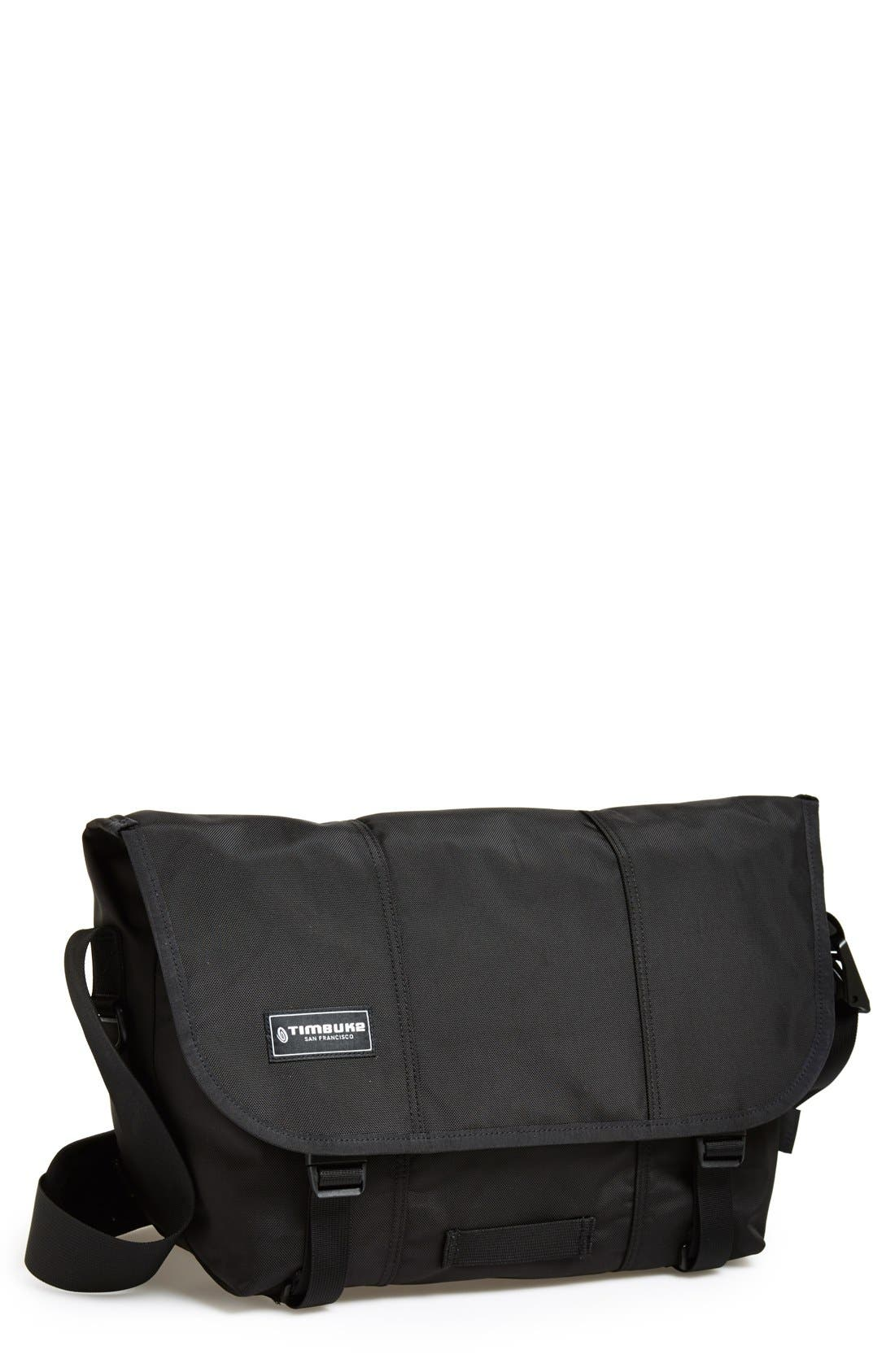 Medium Messenger Bag, Main, color, 001