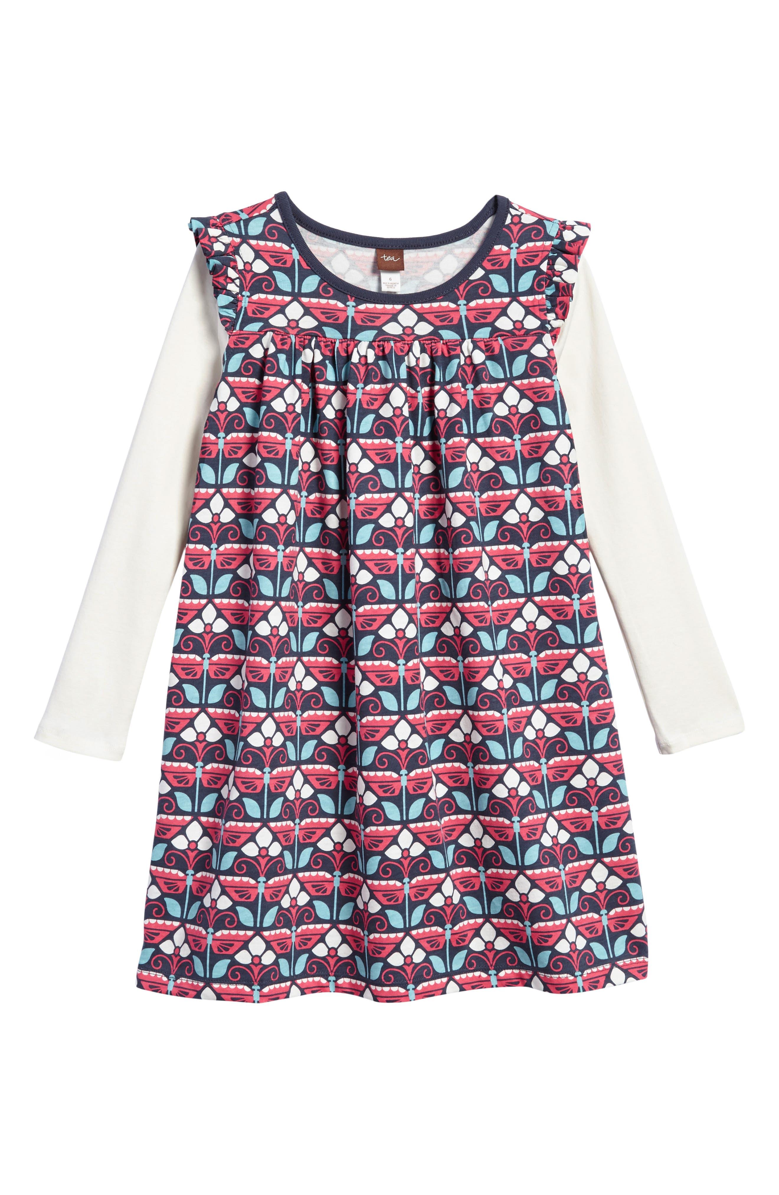 Kaleidoscope Dress,                         Main,                         color, 411