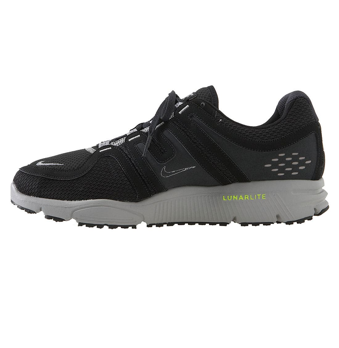 'Run Avant+' Running Shoe,                             Alternate thumbnail 4, color,                             001