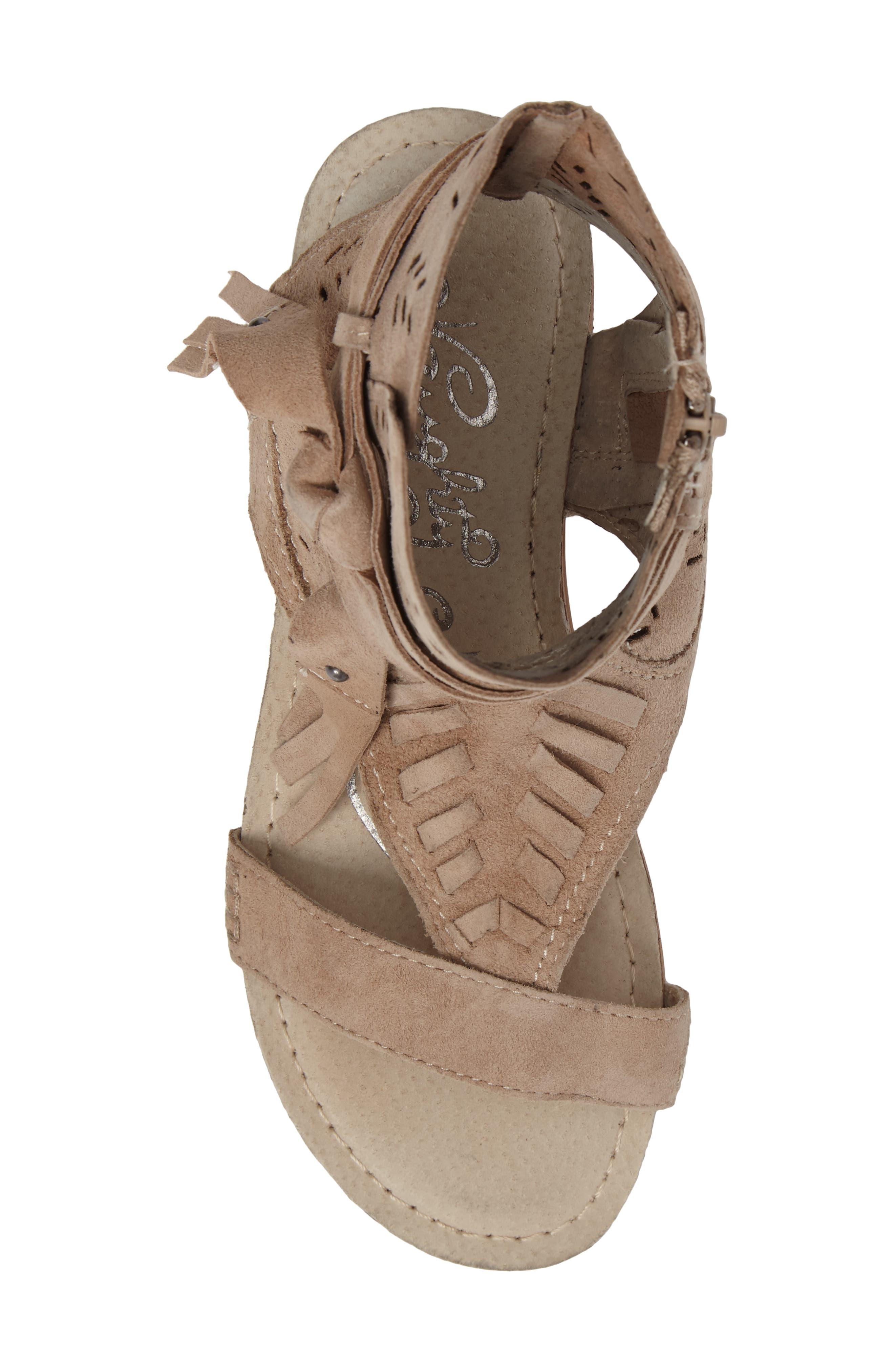 Cochise Flat Sandal,                             Alternate thumbnail 25, color,