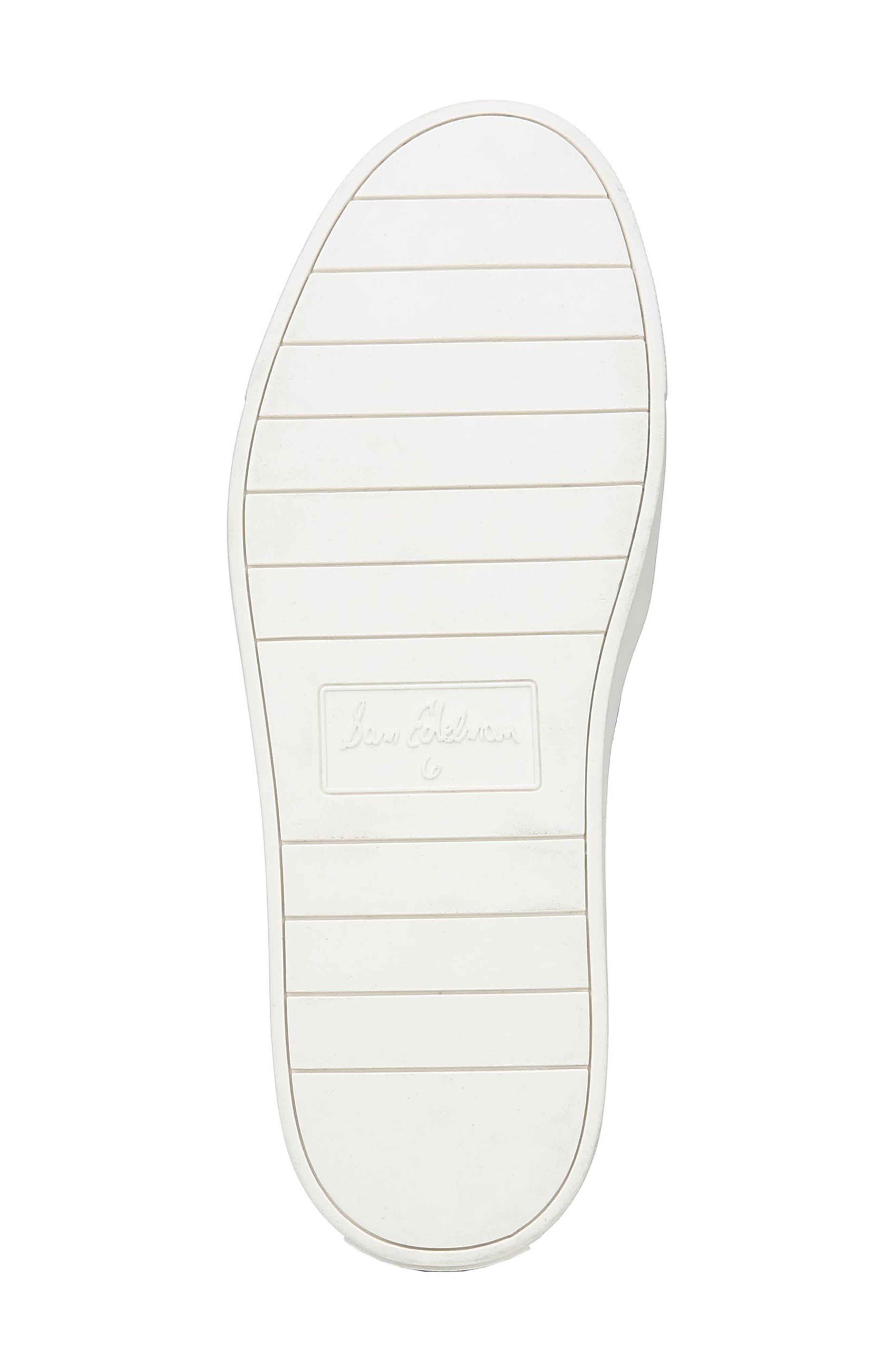 Elton Slip-On Sneaker,                             Alternate thumbnail 6, color,                             BLACK SUEDE LEATHER