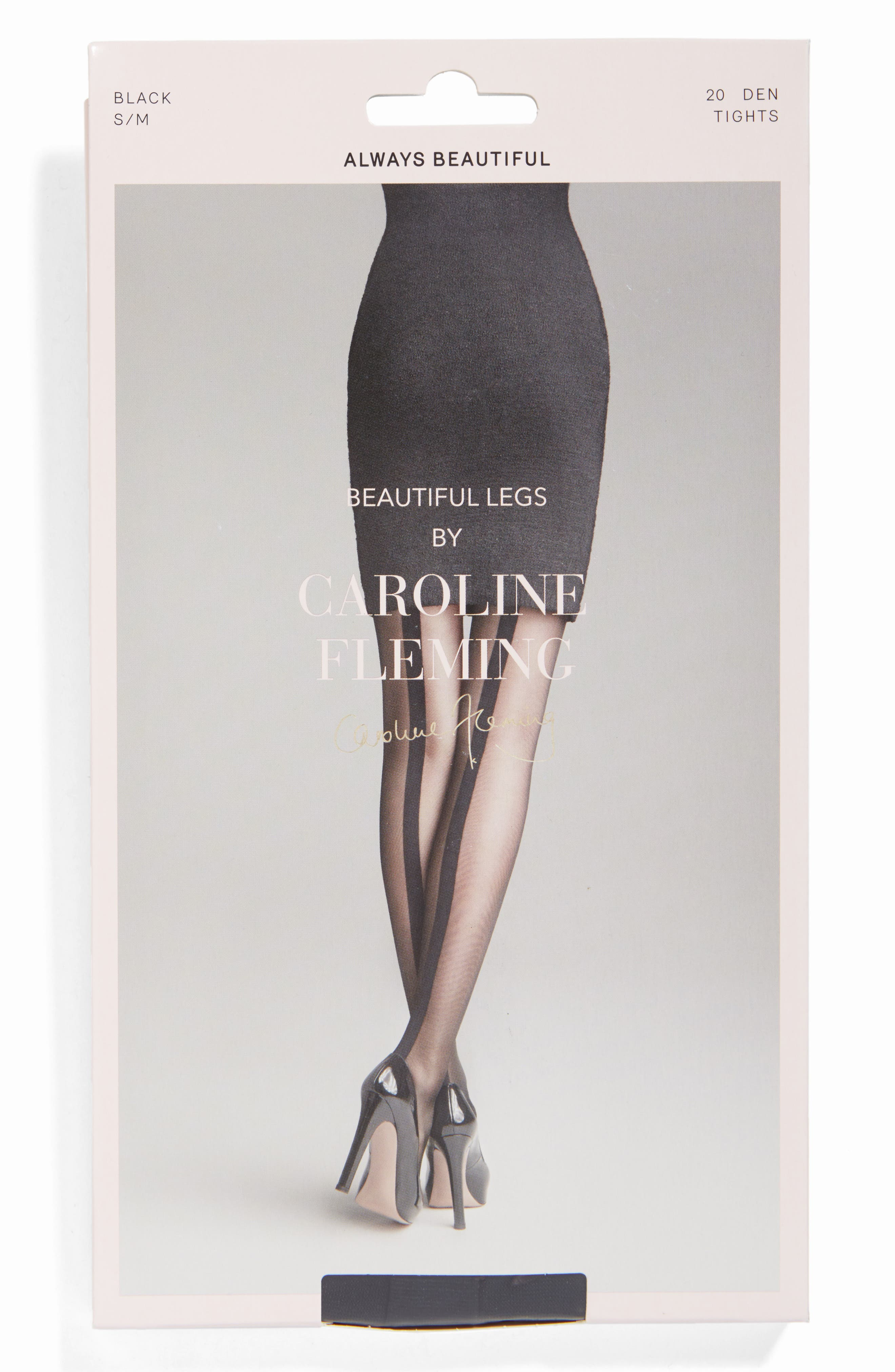 Fleming Always Beautiful Pantyhose,                             Alternate thumbnail 3, color,