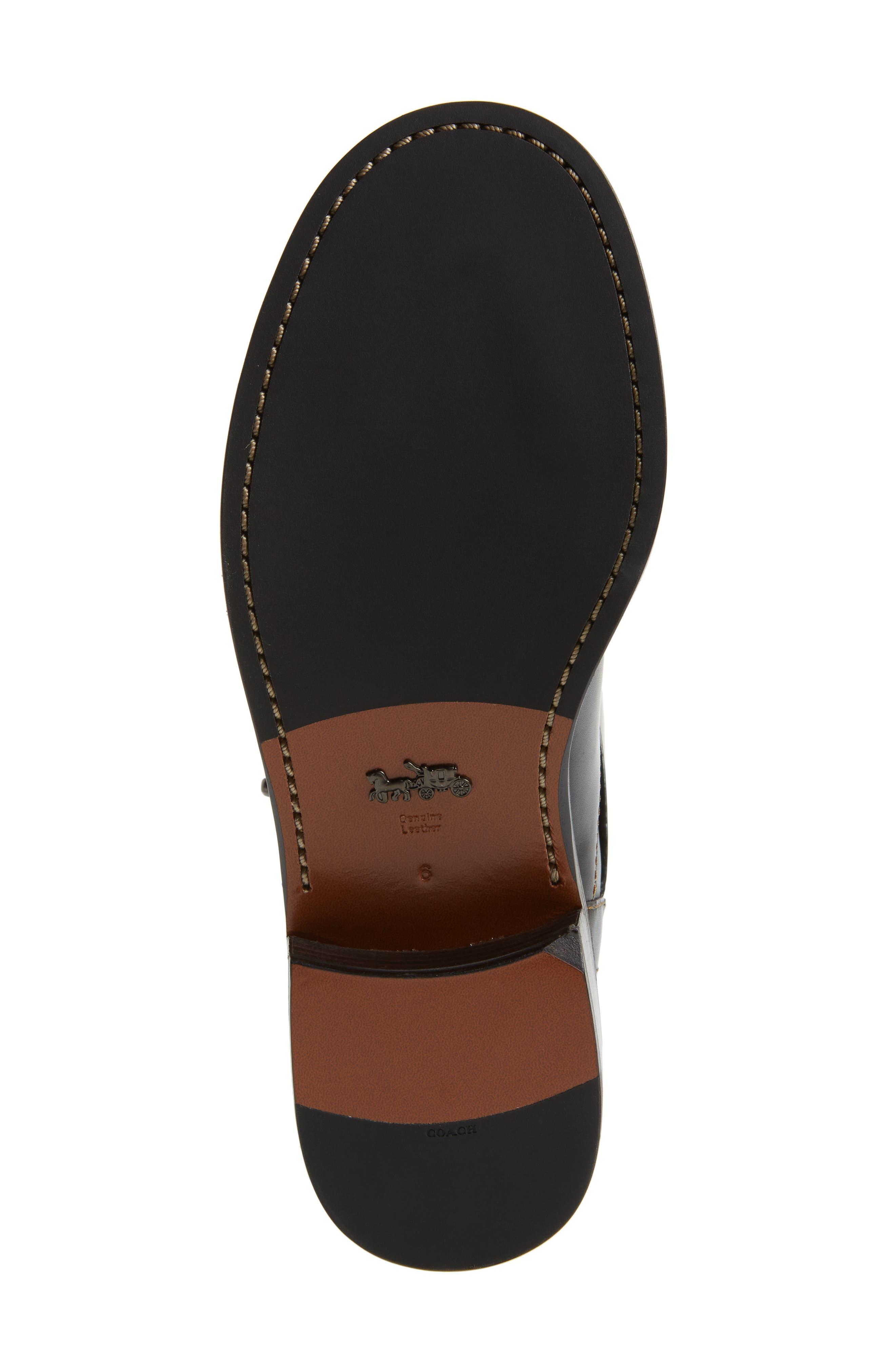 Sutton Riding Boot,                             Alternate thumbnail 6, color,                             001