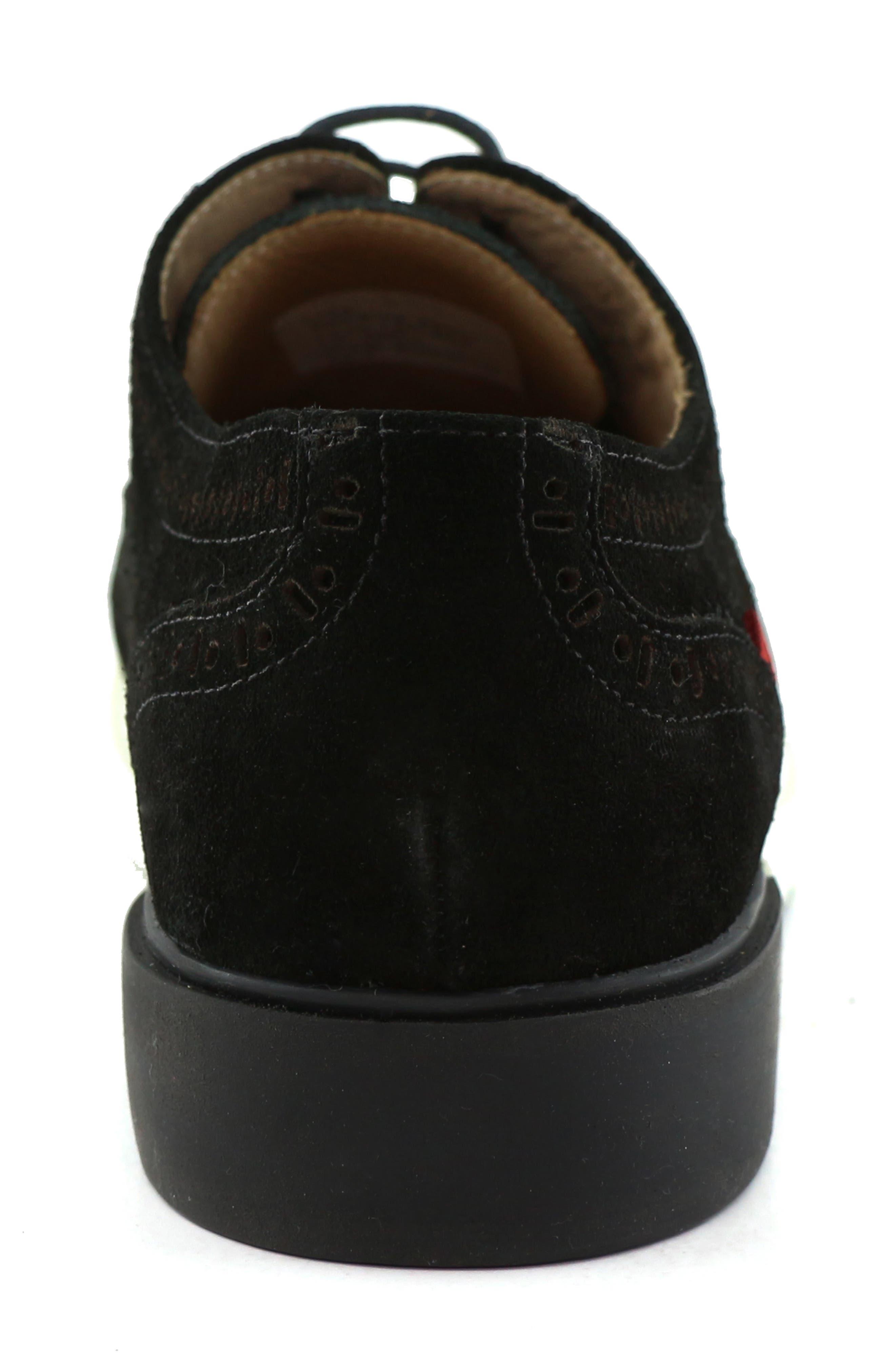5th Ave Wingtip Sneaker,                             Alternate thumbnail 26, color,