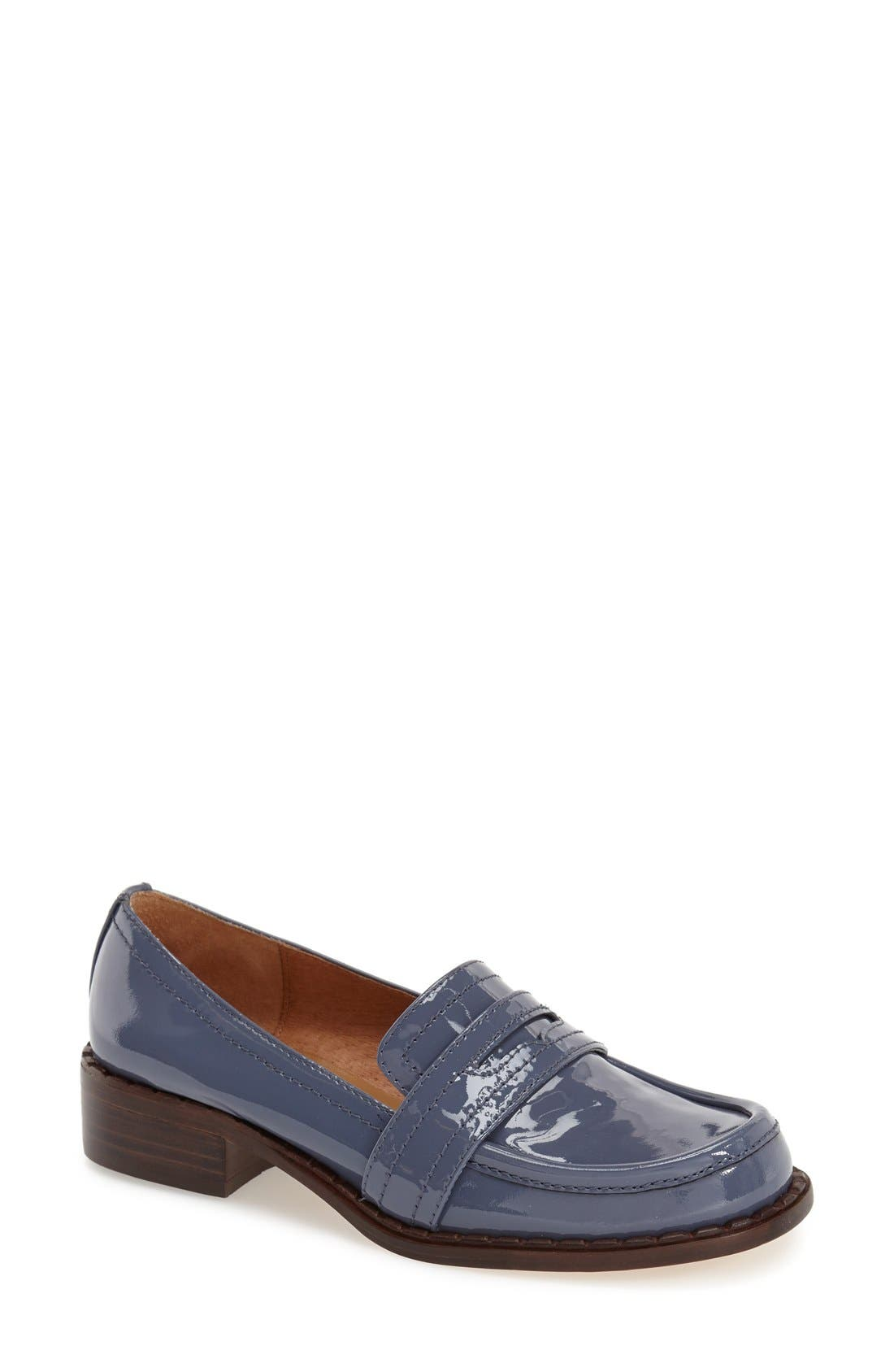 'Mystique' Penny Loafer,                             Main thumbnail 1, color,                             405