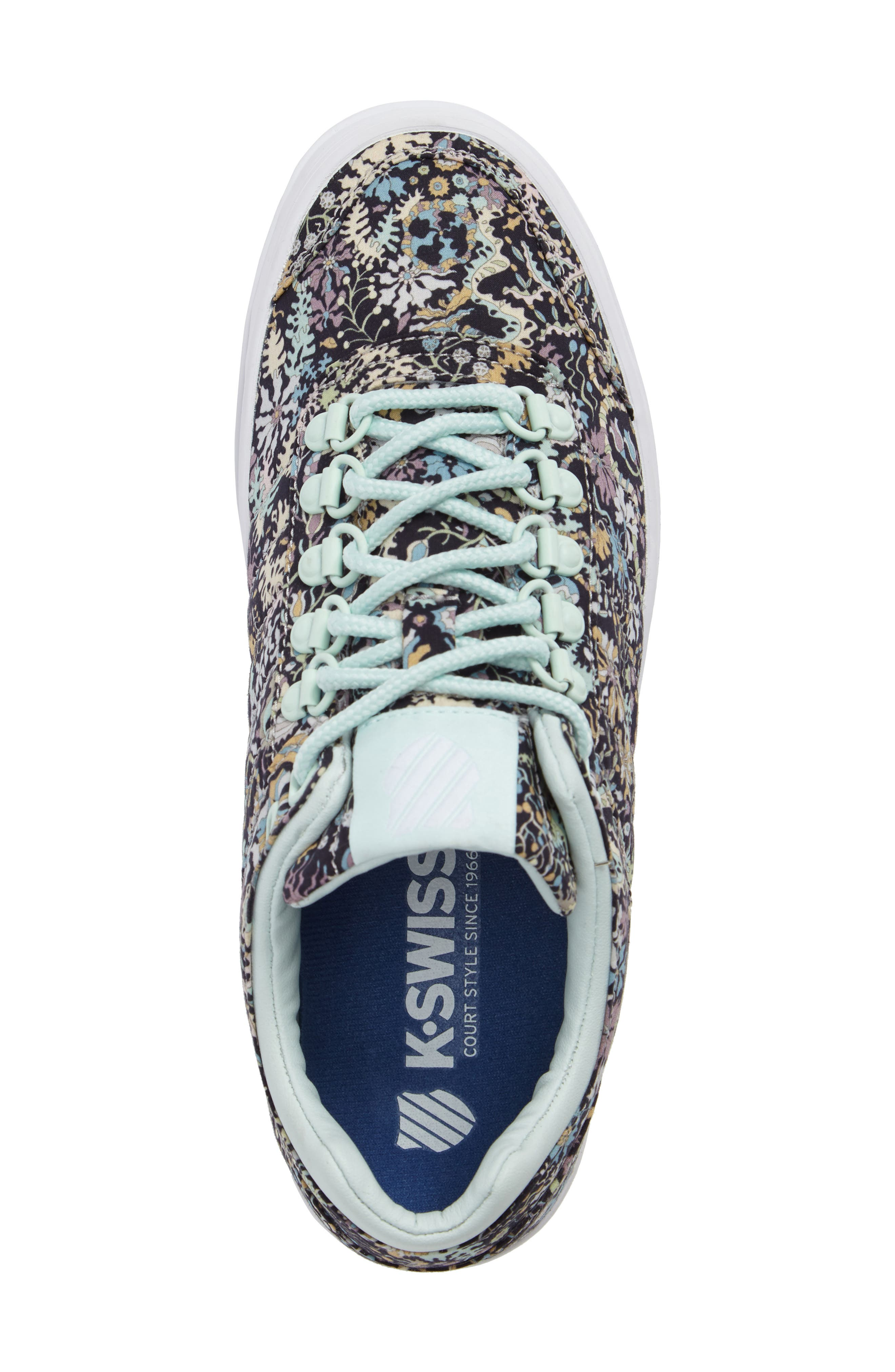 Gstaad Flatform Sneaker,                             Alternate thumbnail 5, color,                             040