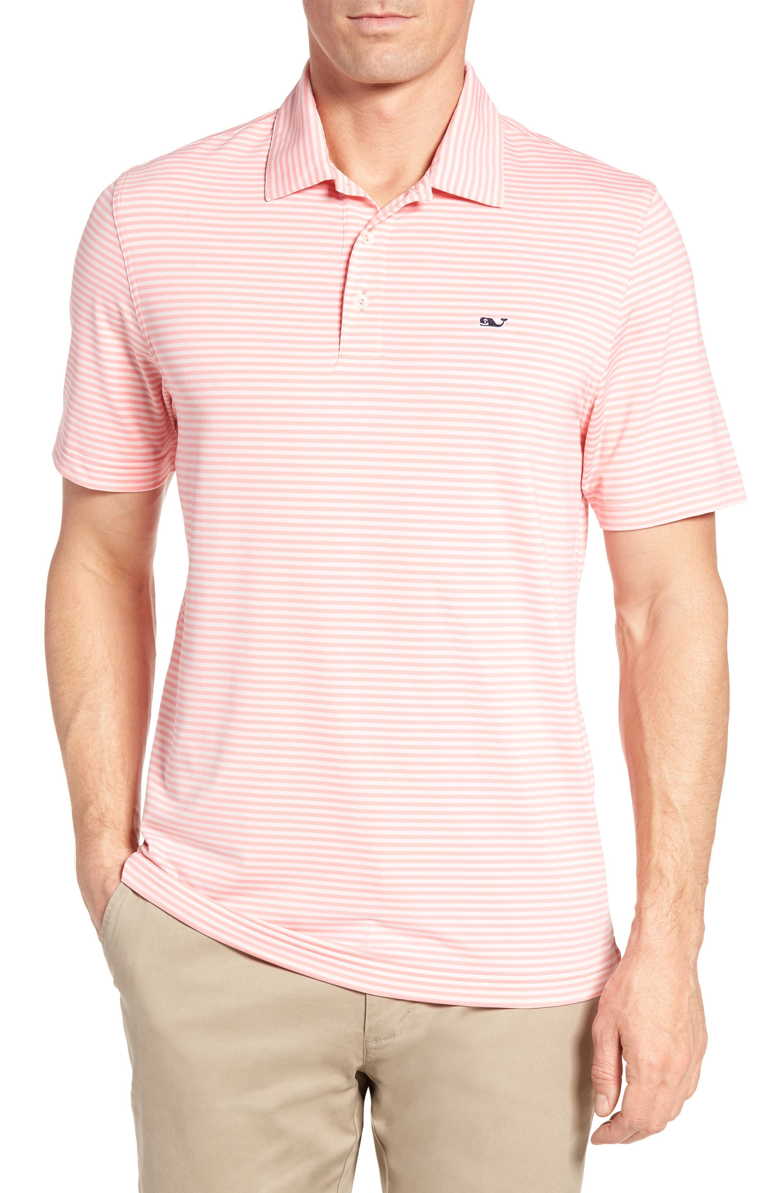 Kennedy Stripe Golf Polo,                             Main thumbnail 17, color,