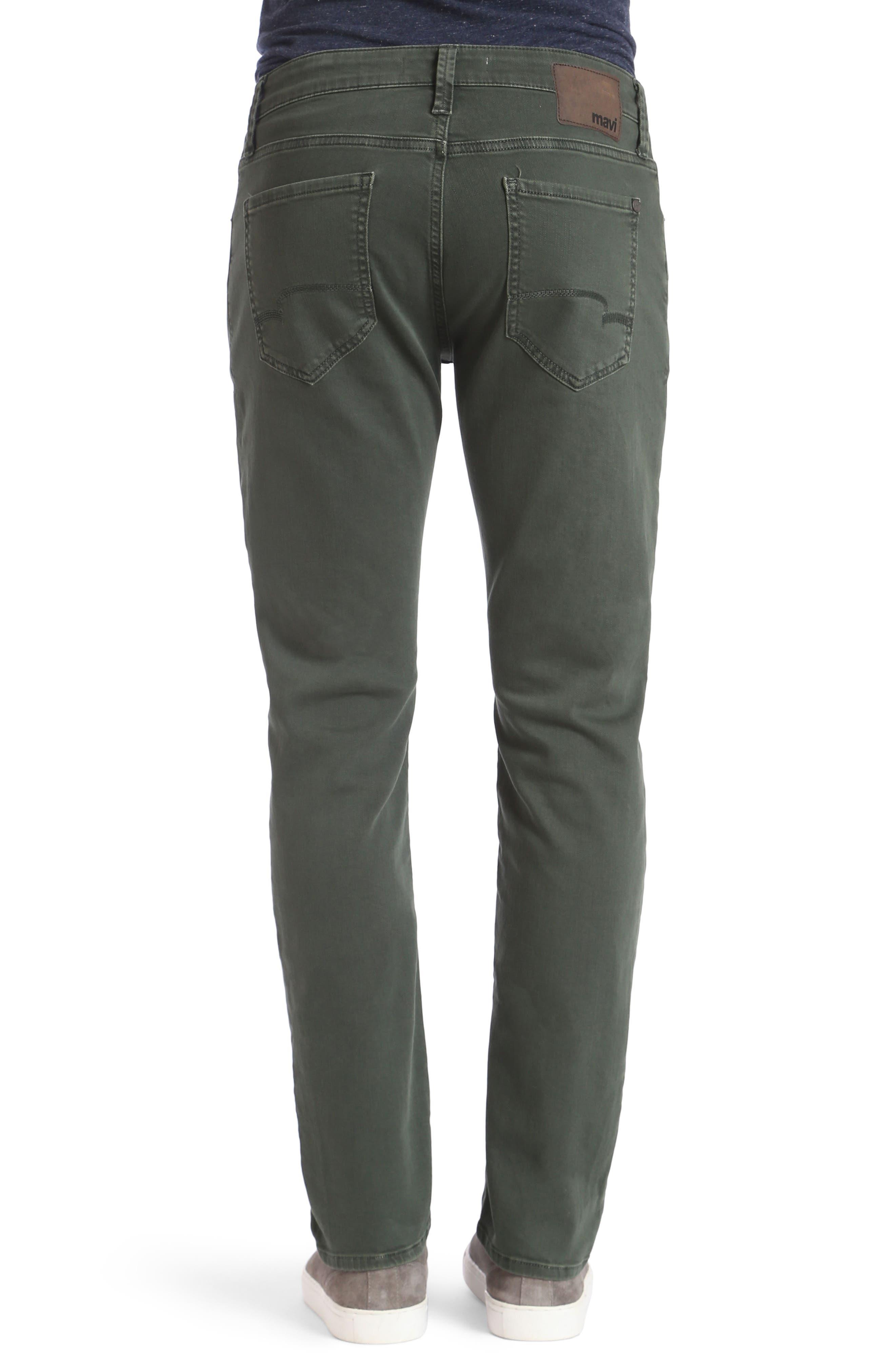 Mavi Jake Slim Fit Jeans,                             Alternate thumbnail 2, color,                             300