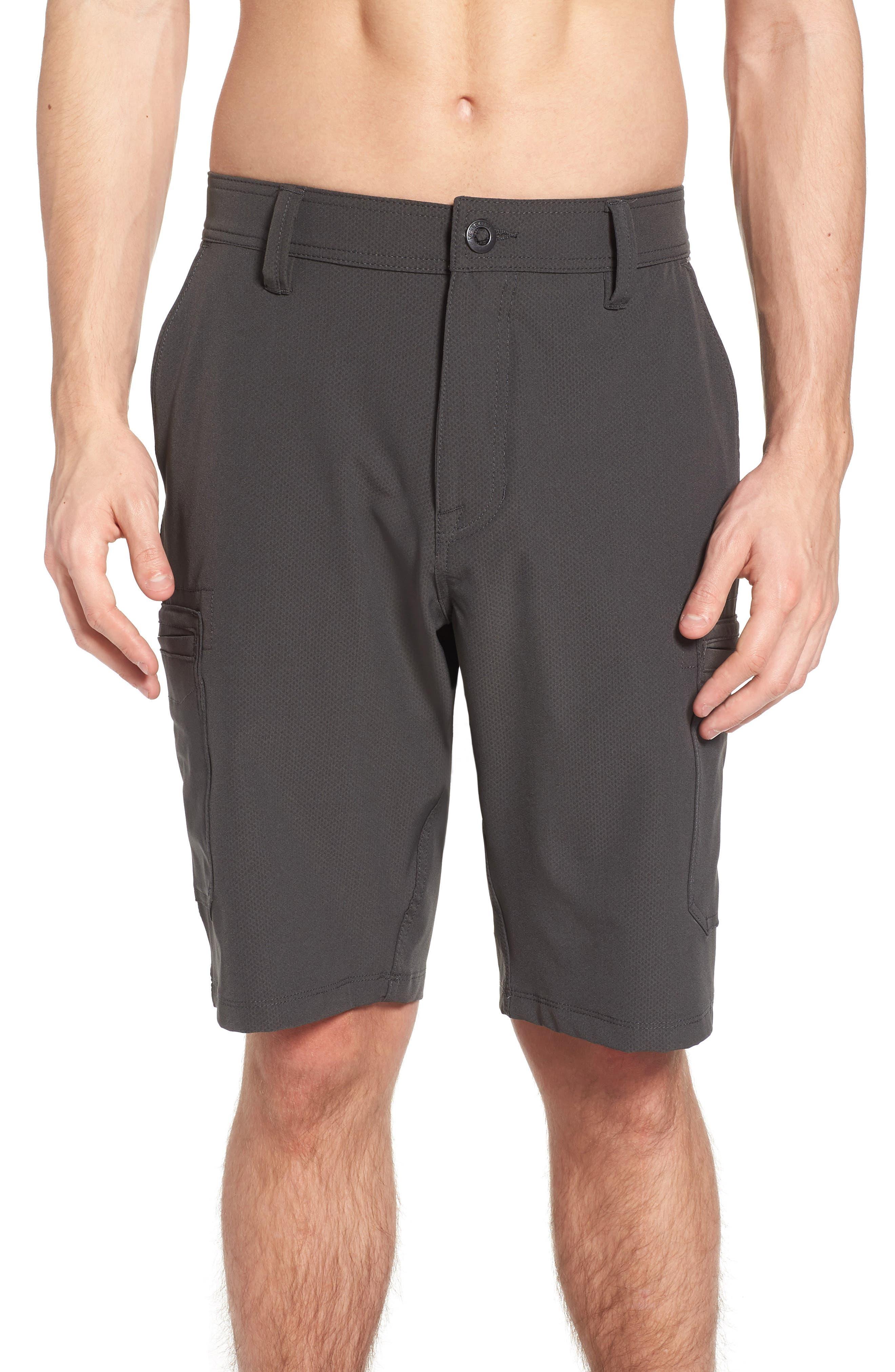 Surf N' Turf Dry Cargo Hybrid Shorts,                             Alternate thumbnail 4, color,                             020