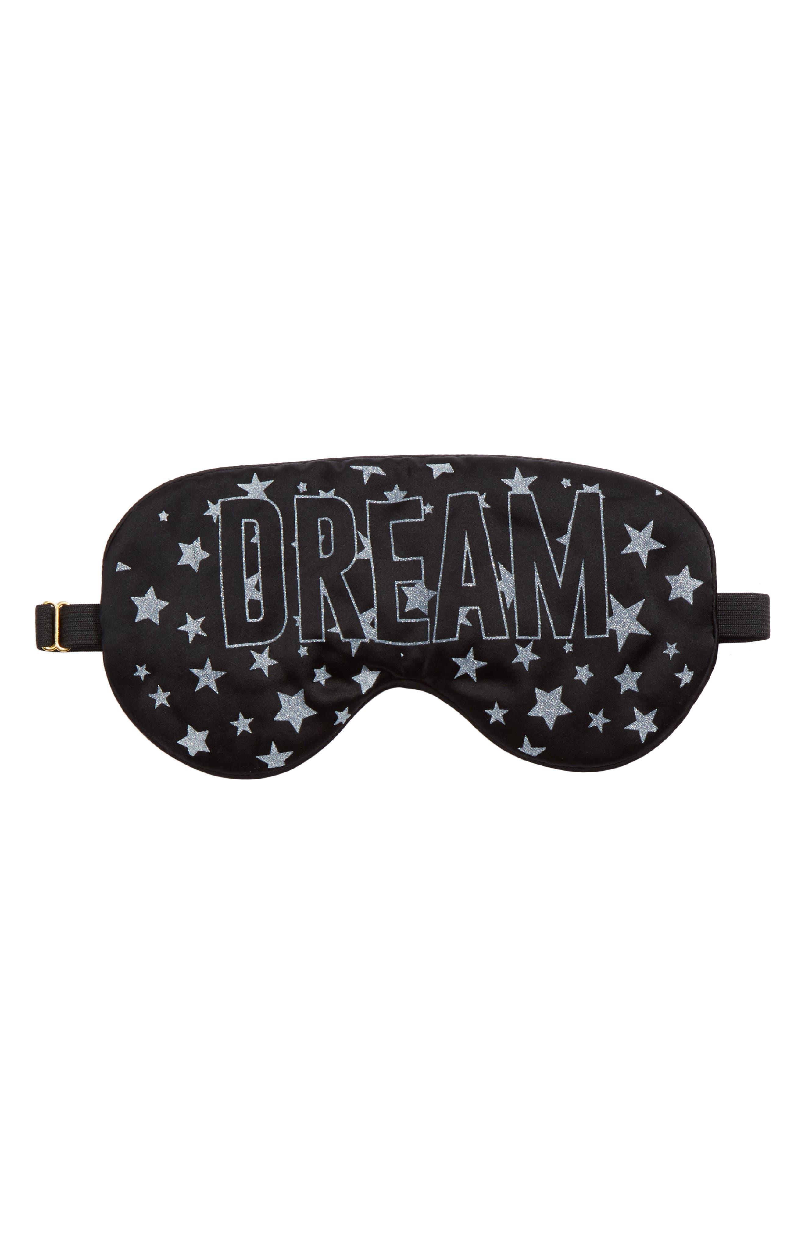 Starry Dream Sleep Mask,                             Main thumbnail 1, color,                             001