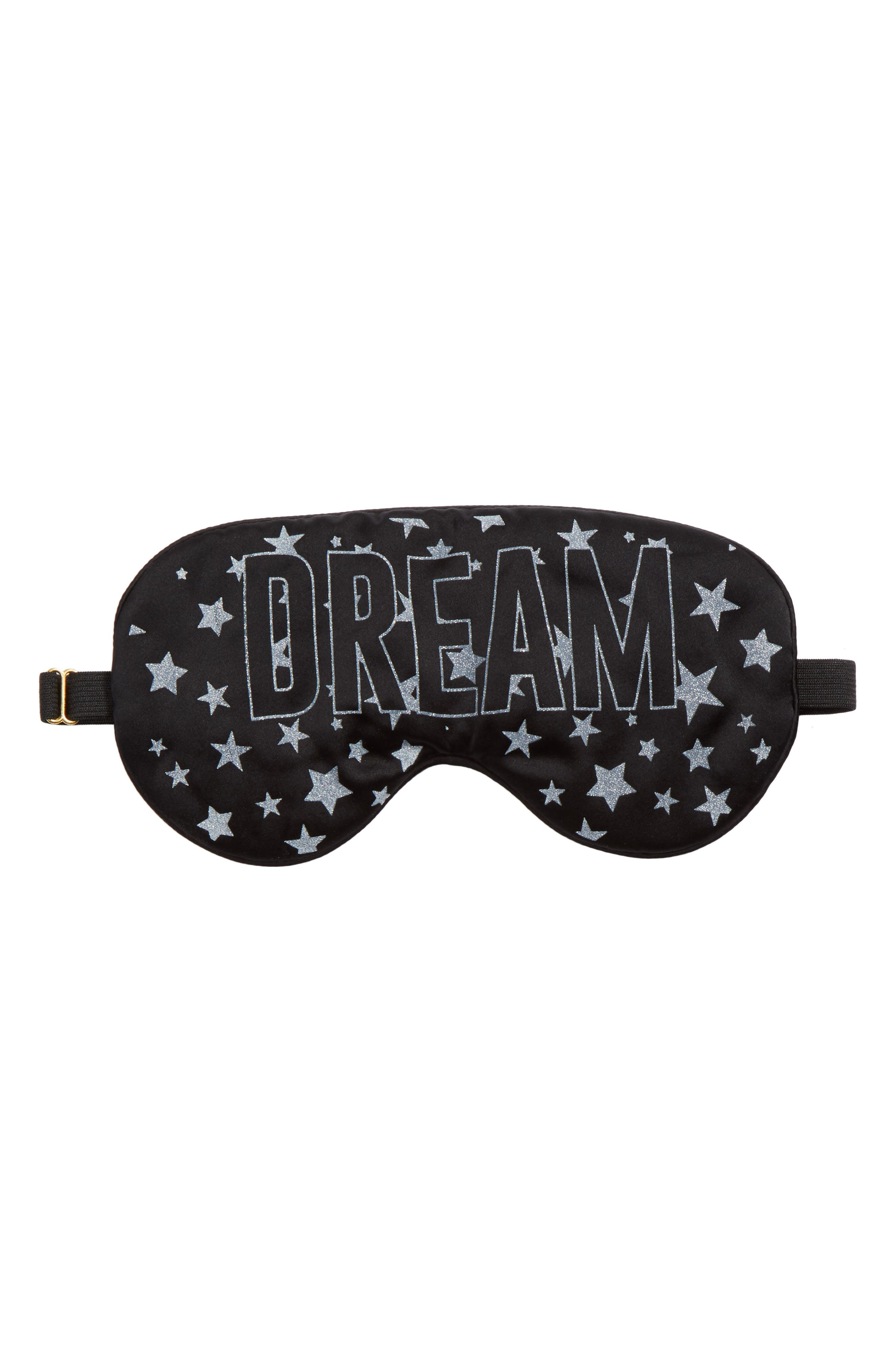Starry Dream Sleep Mask,                         Main,                         color, 001