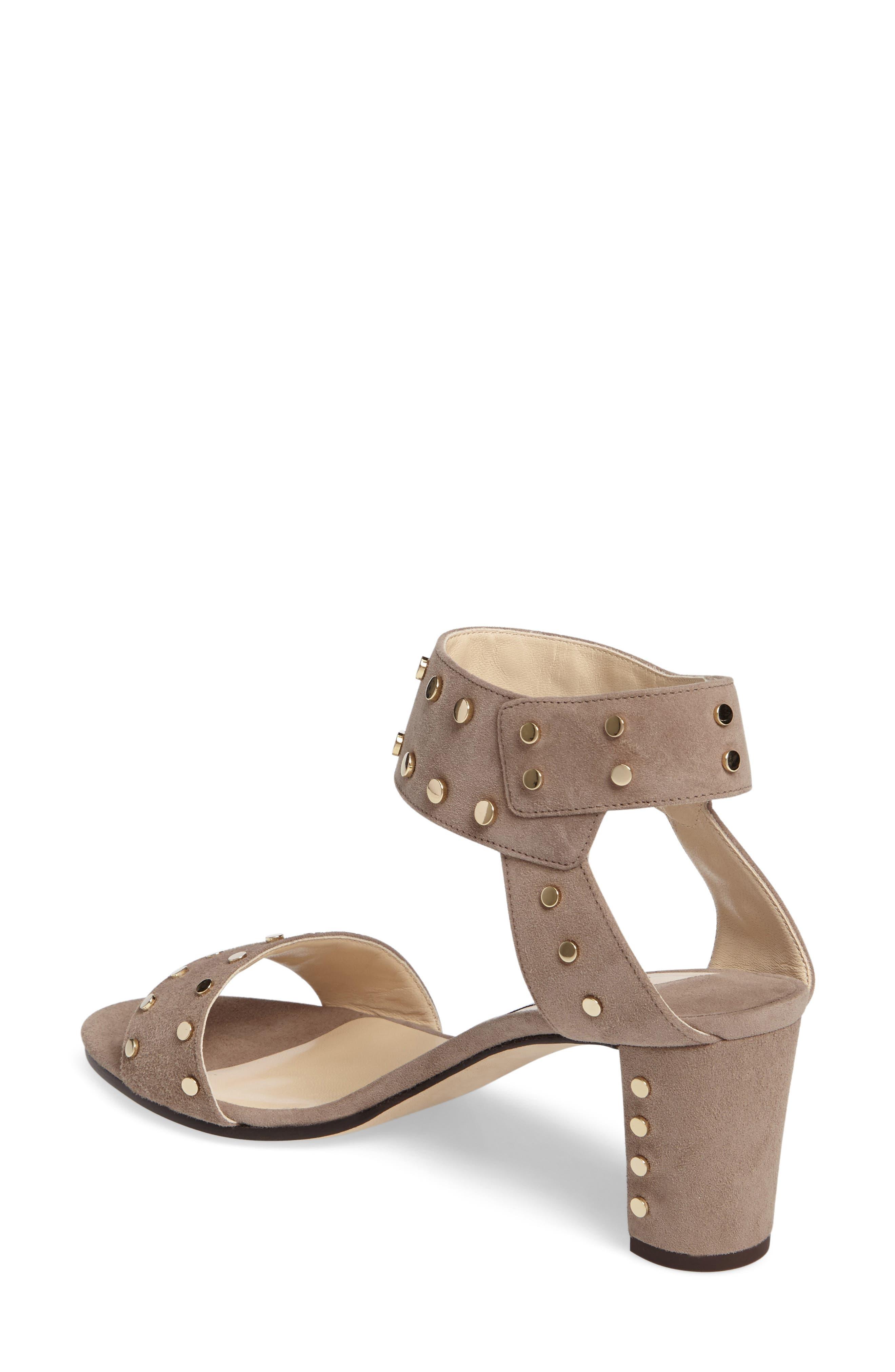 'Veto' Studded Sandal,                             Alternate thumbnail 7, color,