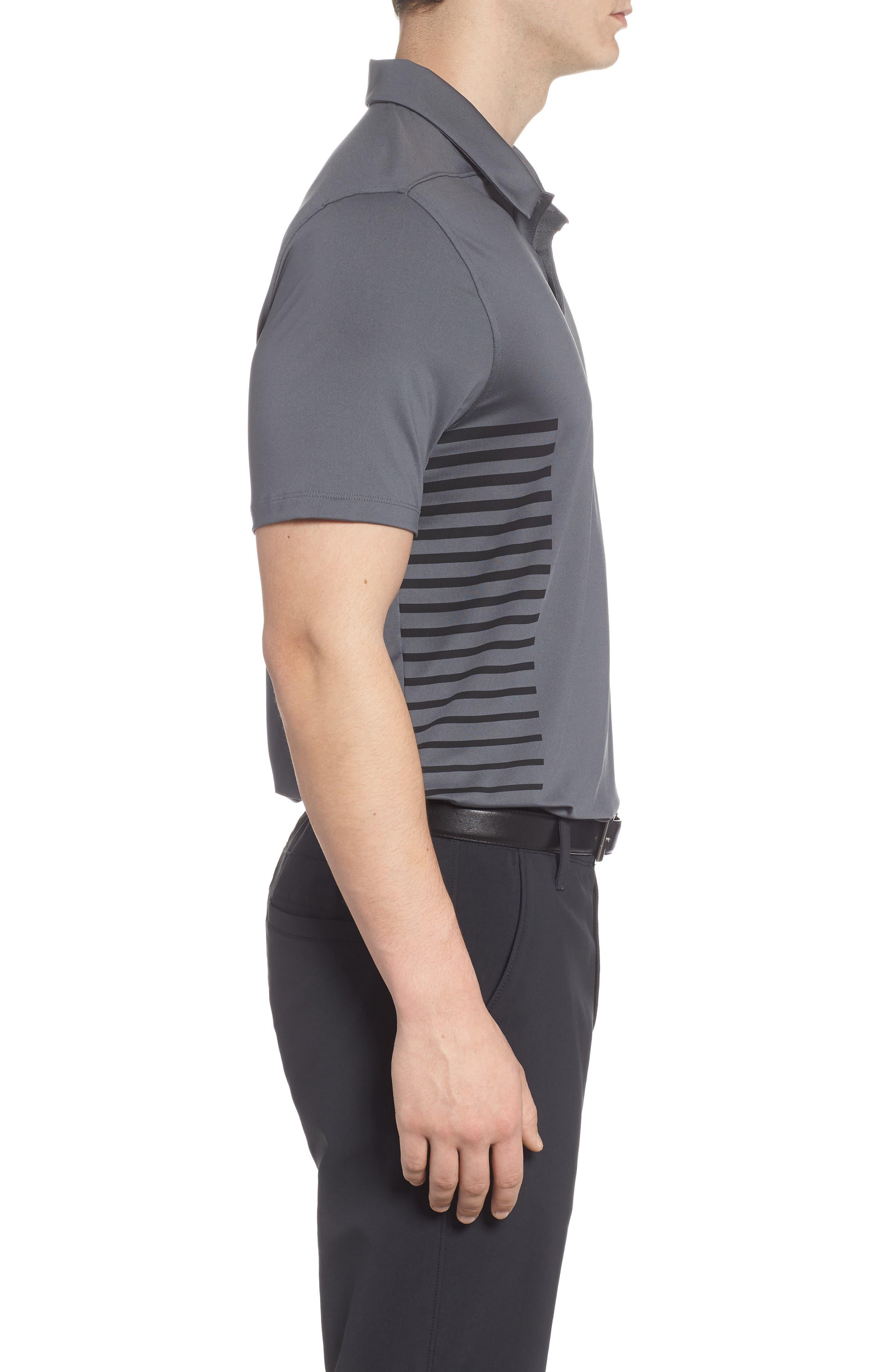 Dry Polo Shirt,                             Alternate thumbnail 3, color,                             021