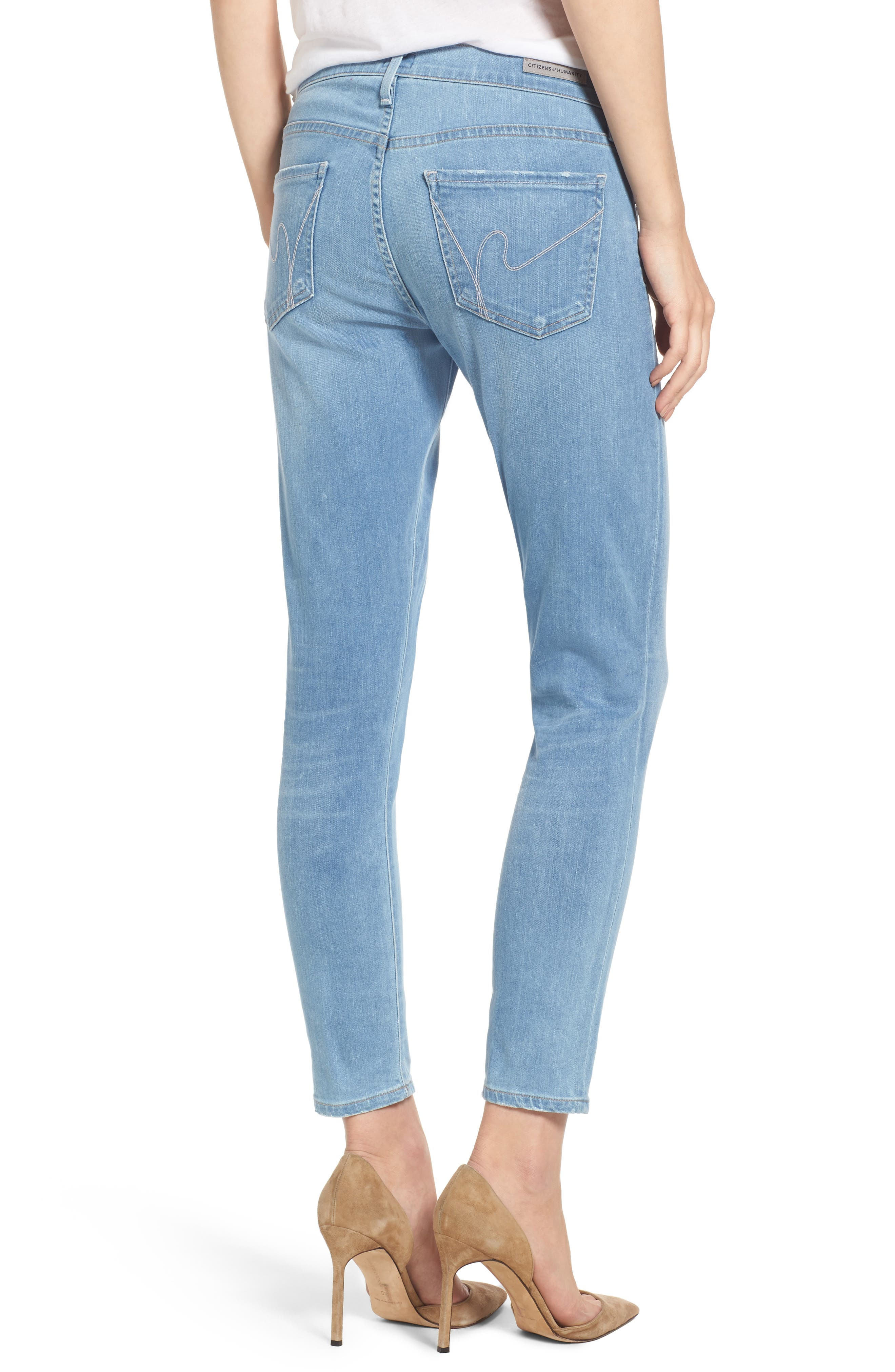 Avedon Ultra Skinny Jeans,                             Alternate thumbnail 2, color,                             455