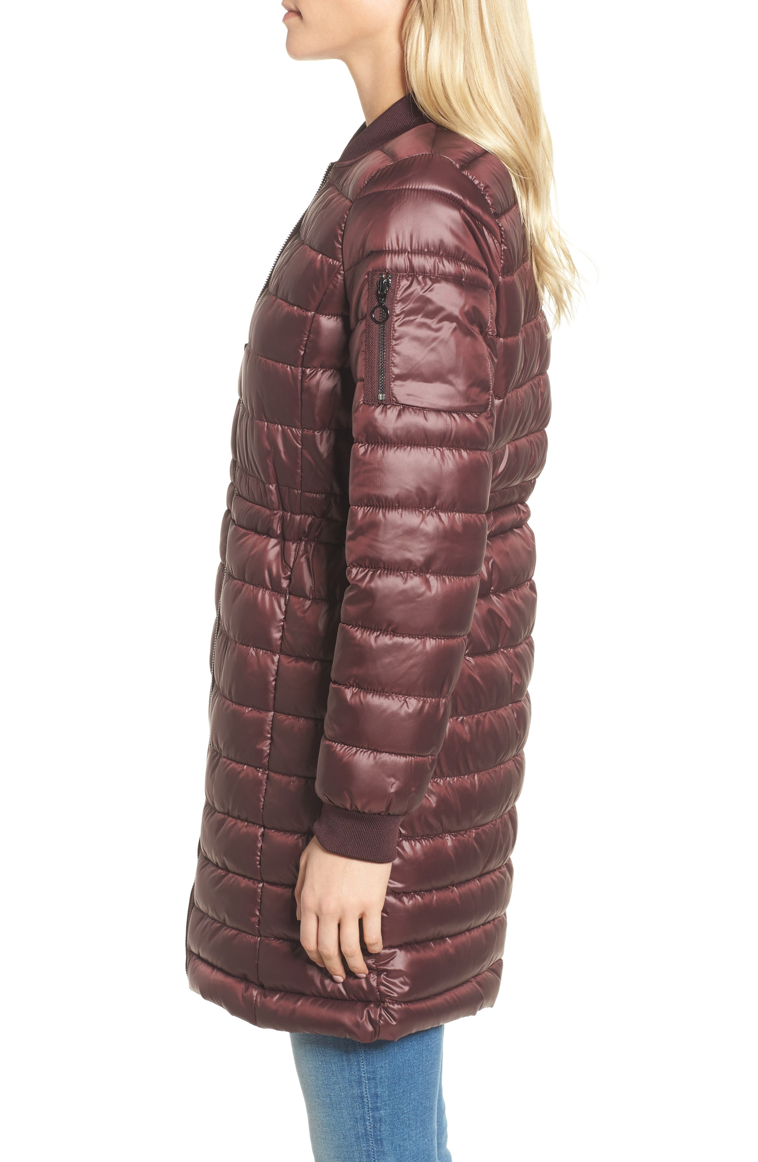 Lightweight Quilted Puffer Coat,                             Alternate thumbnail 12, color,