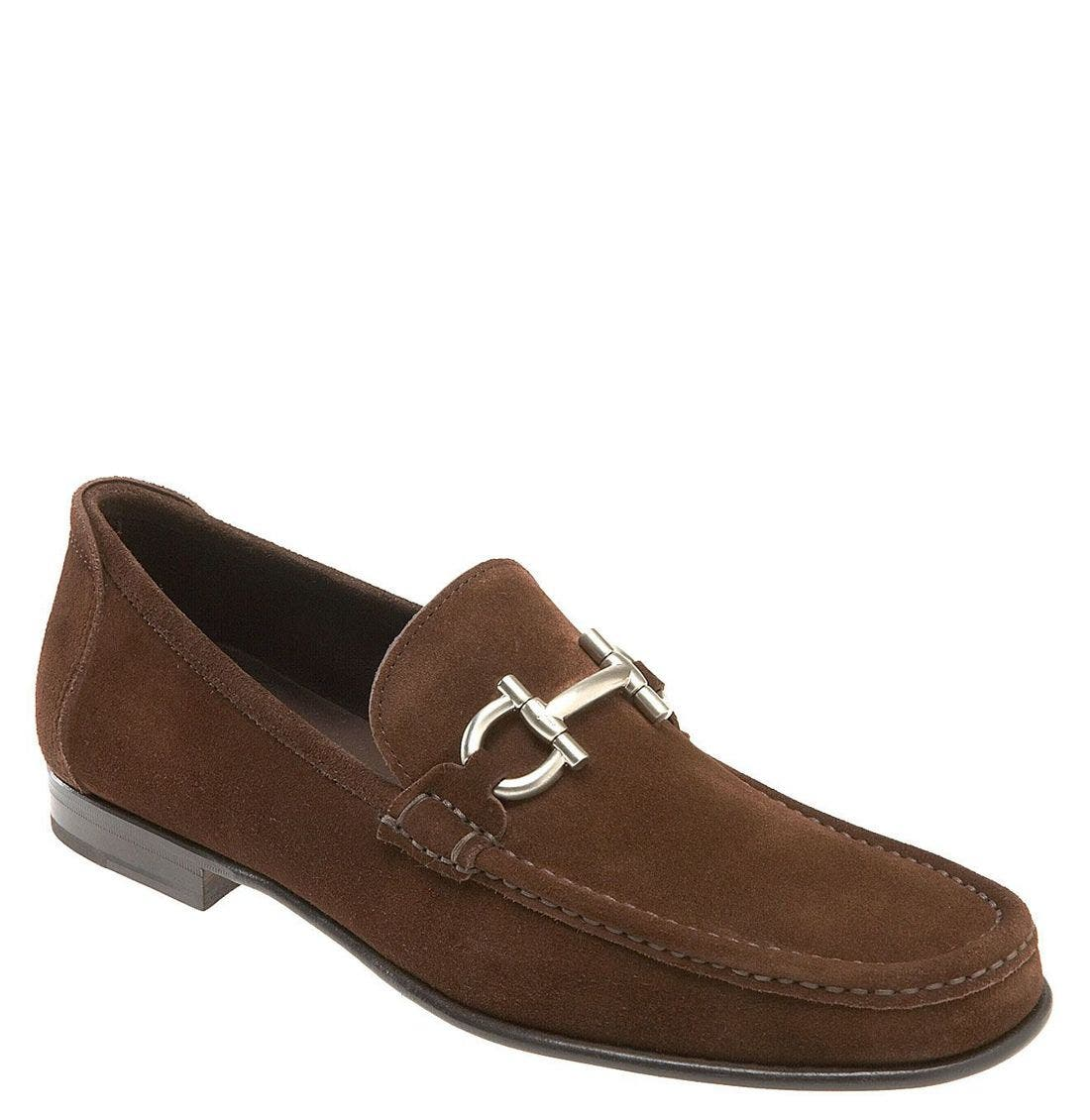 SALVATORE FERRAGAMO 'Cancun' Loafer, Main, color, HKS